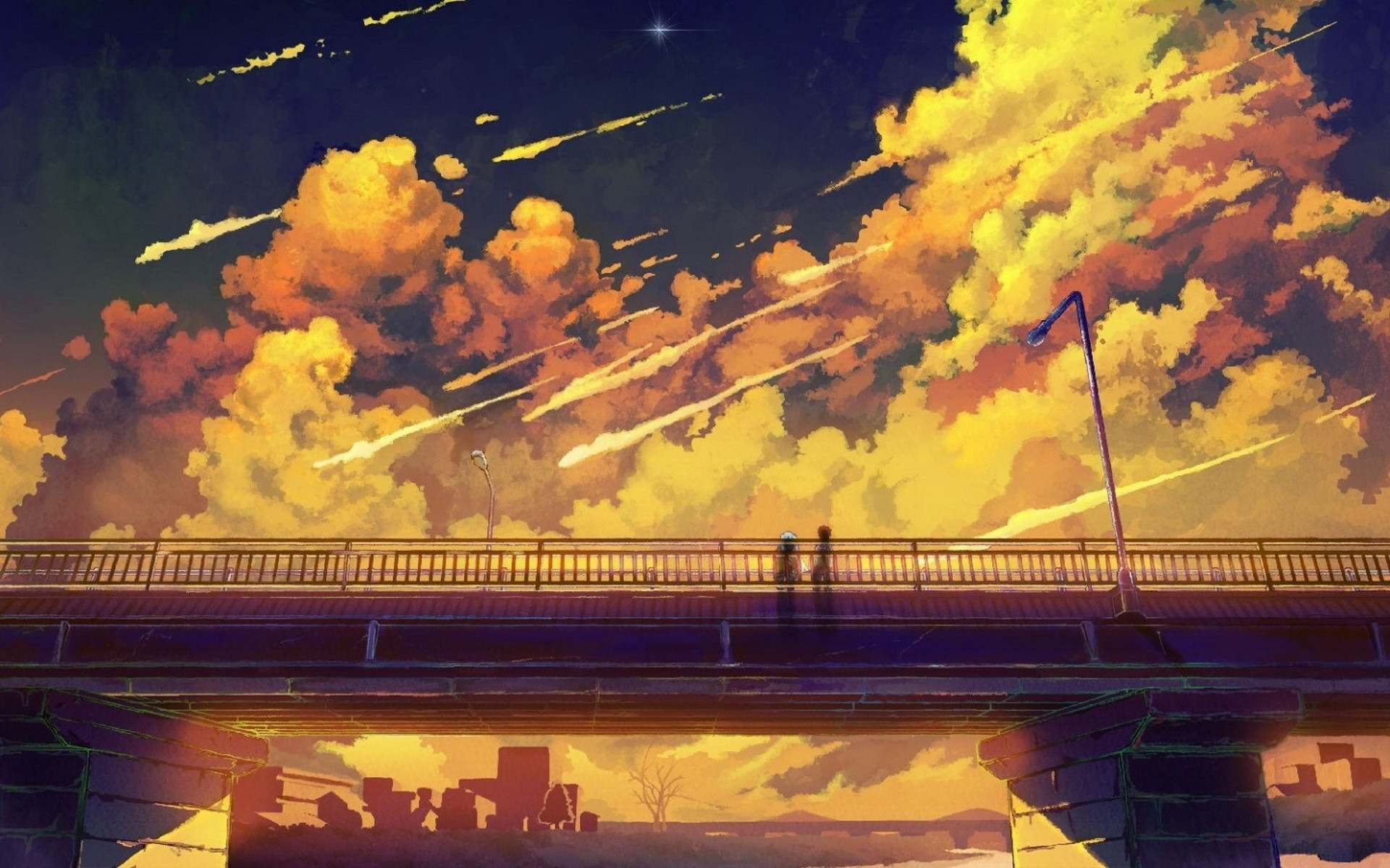 Anime Scenery Free Wallpapers 2711 – HD Wallpaper Site