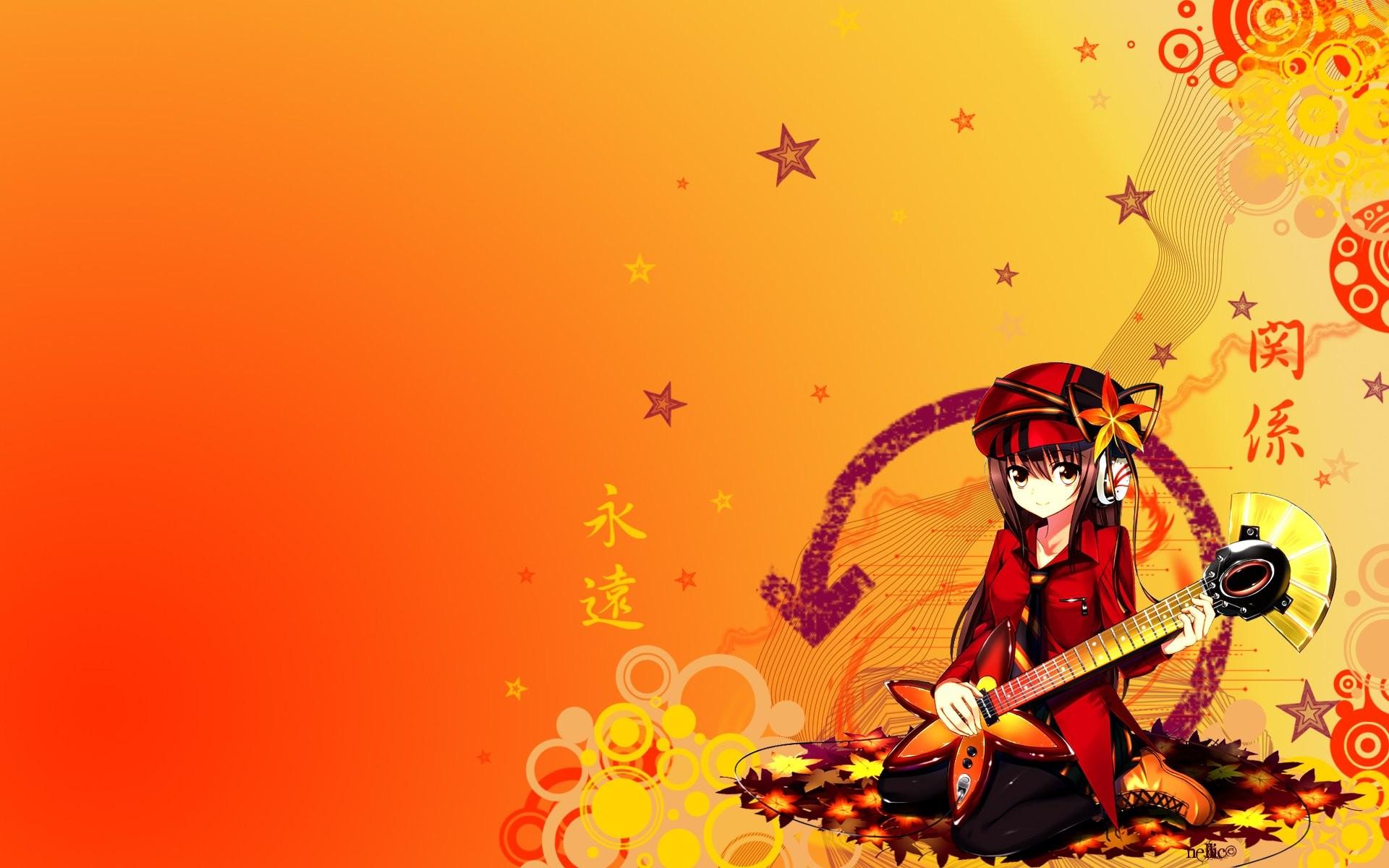 Anime Music Wallpaper