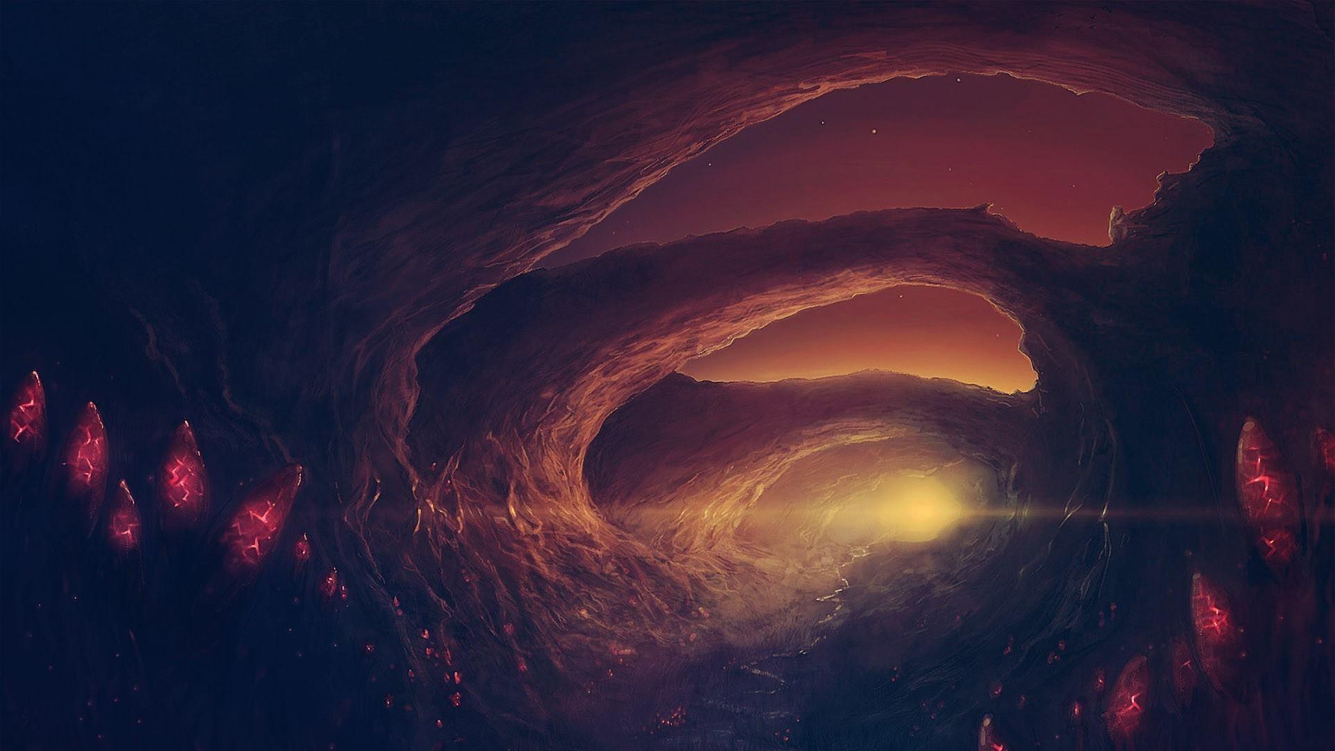 Sunset-HDR – Sunsets & Nature Background Wallpapers on Desktop Nexus .