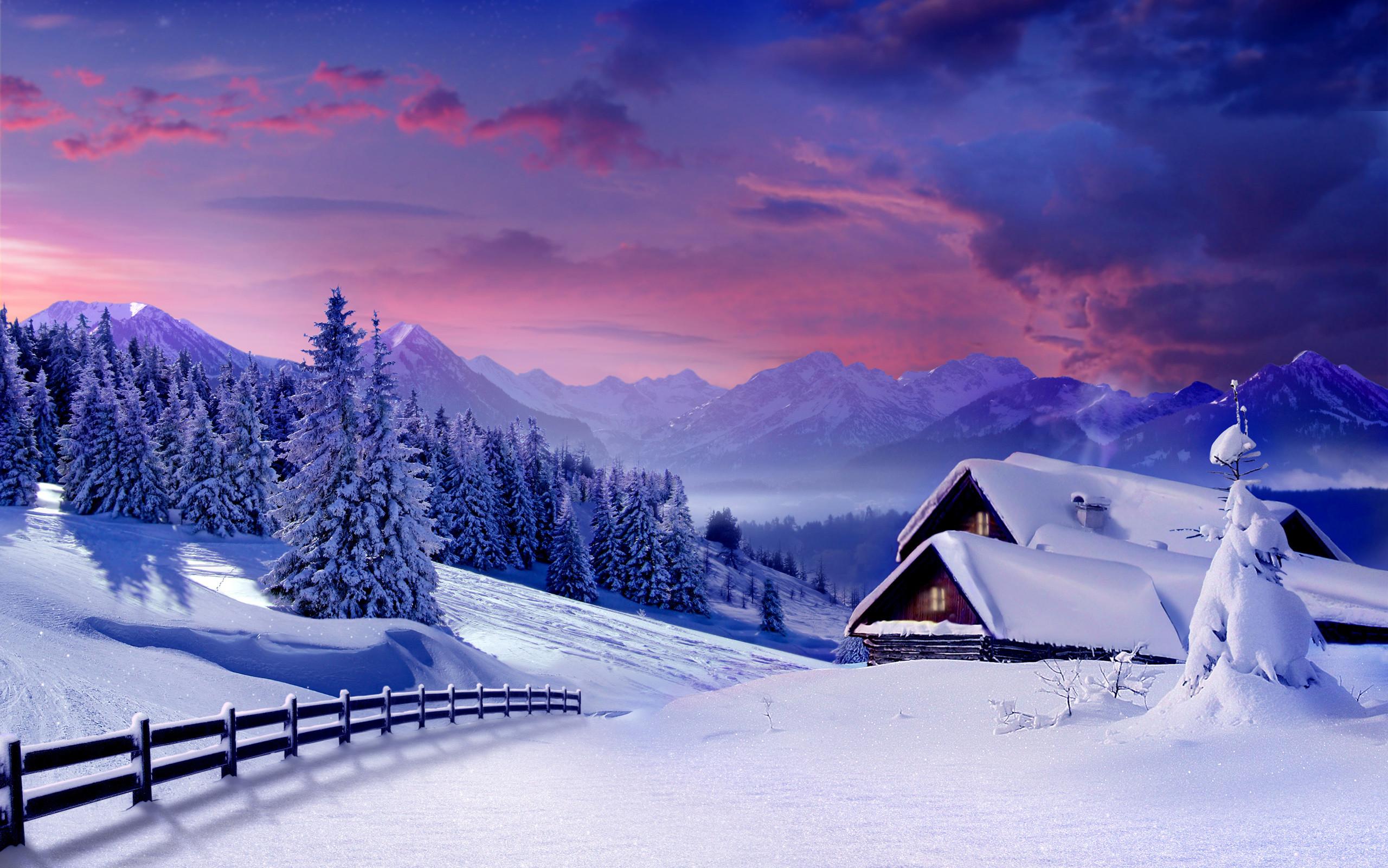 Winter HD Wallpapers | Winter Desktop Wallpapers | Nature Winter .