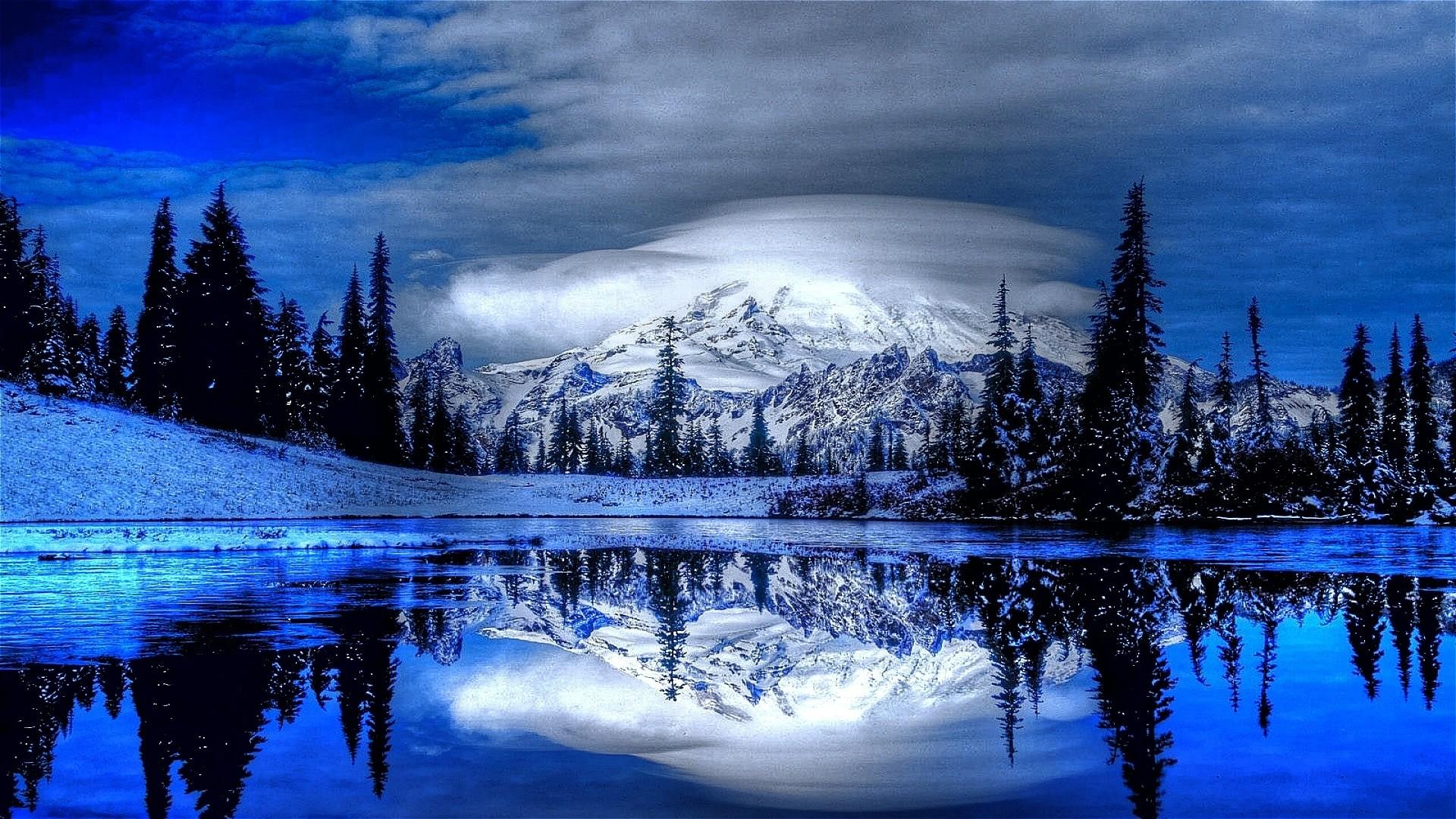 Winter HD wallpapers.