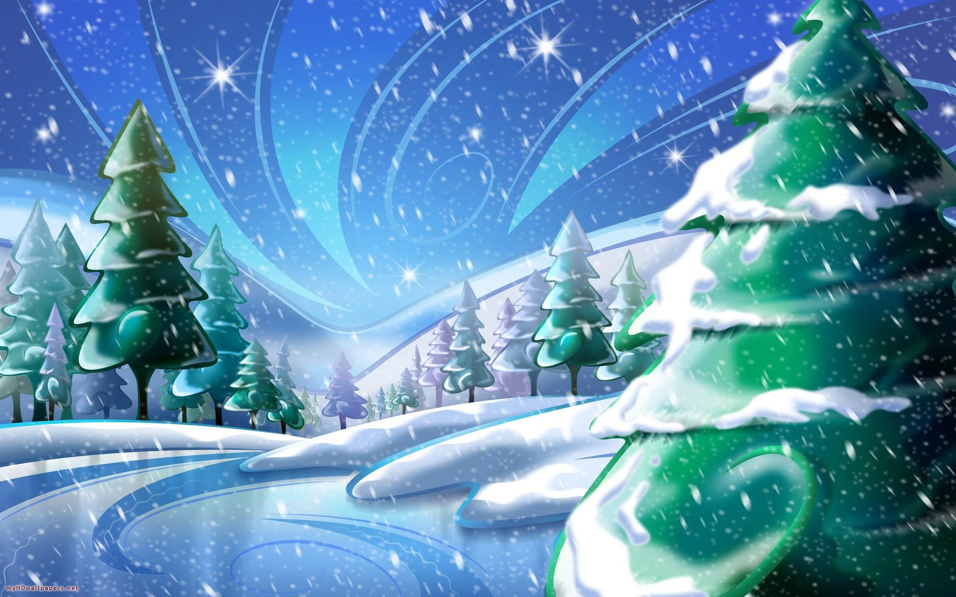 Winter art – Free Desktop Wallpaper, HD Wallpapers Download and New 3D .