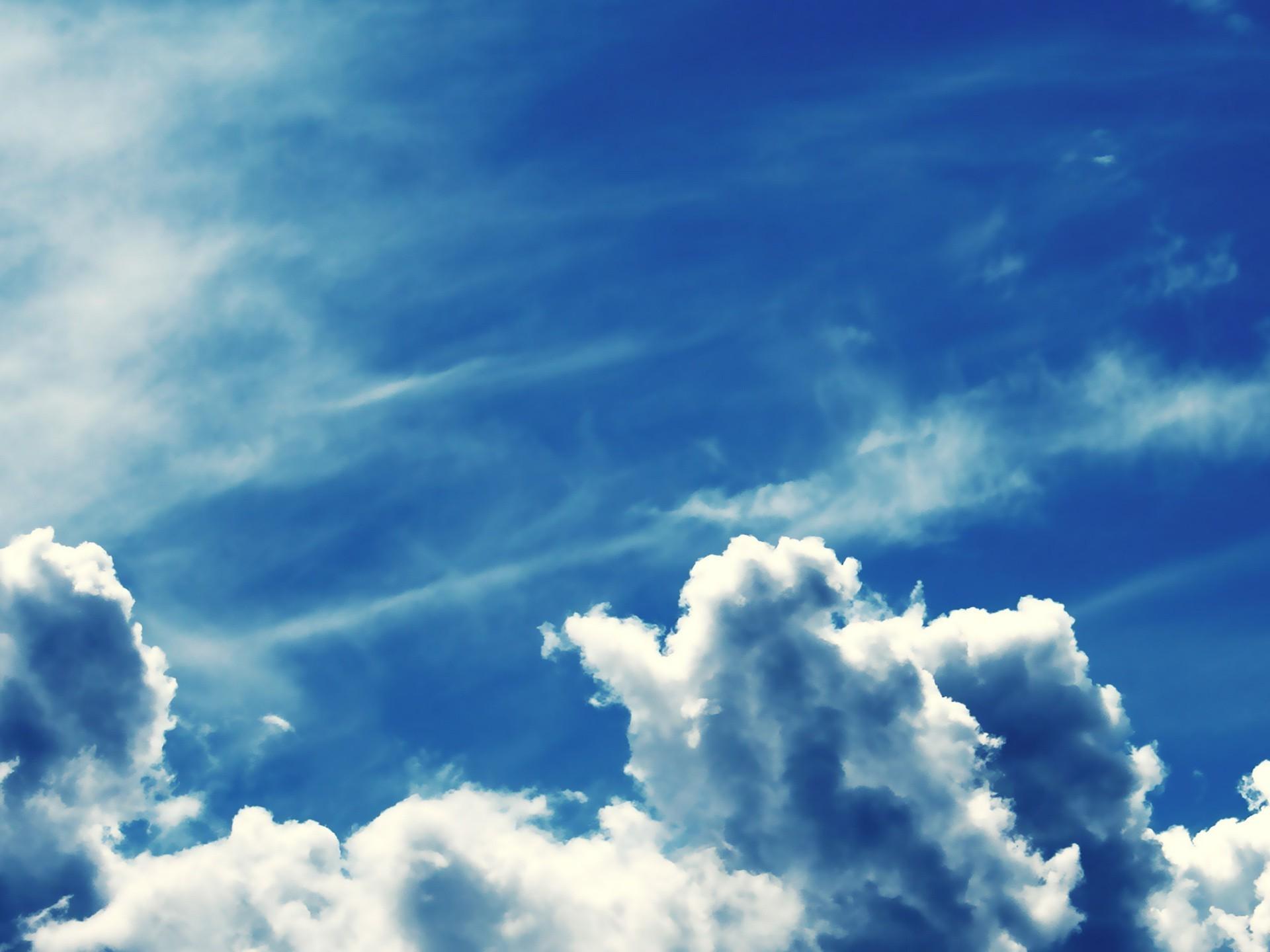 sky, Clouds Wallpaper HD