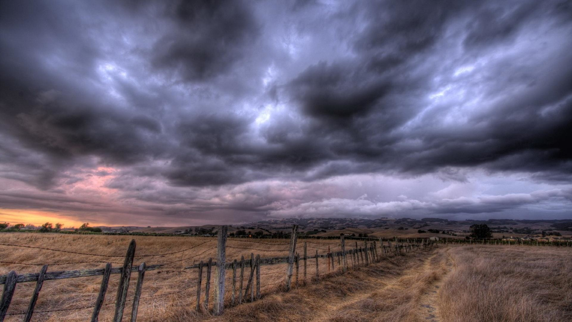 stormy skies hdr – (#133213) – High Quality and Resolution .