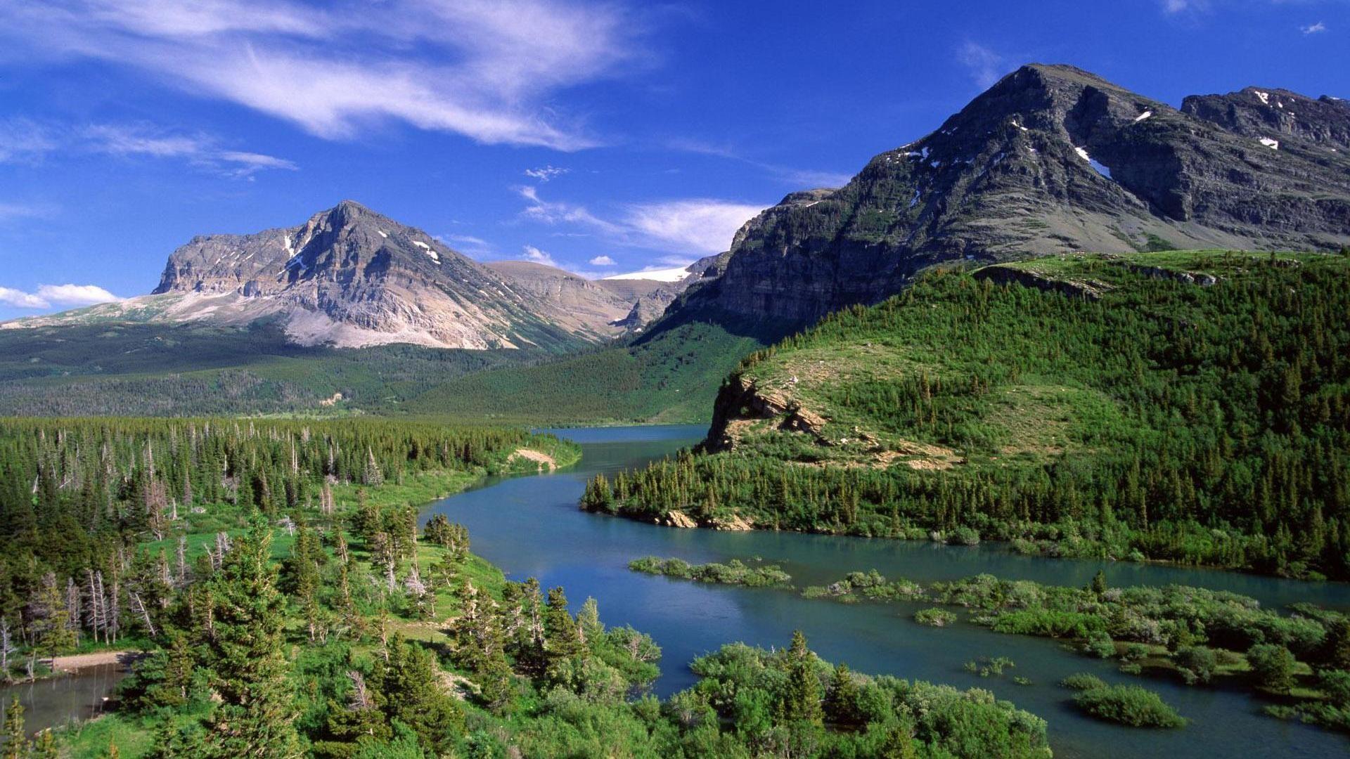 HD Nature Panorama Wallpaper