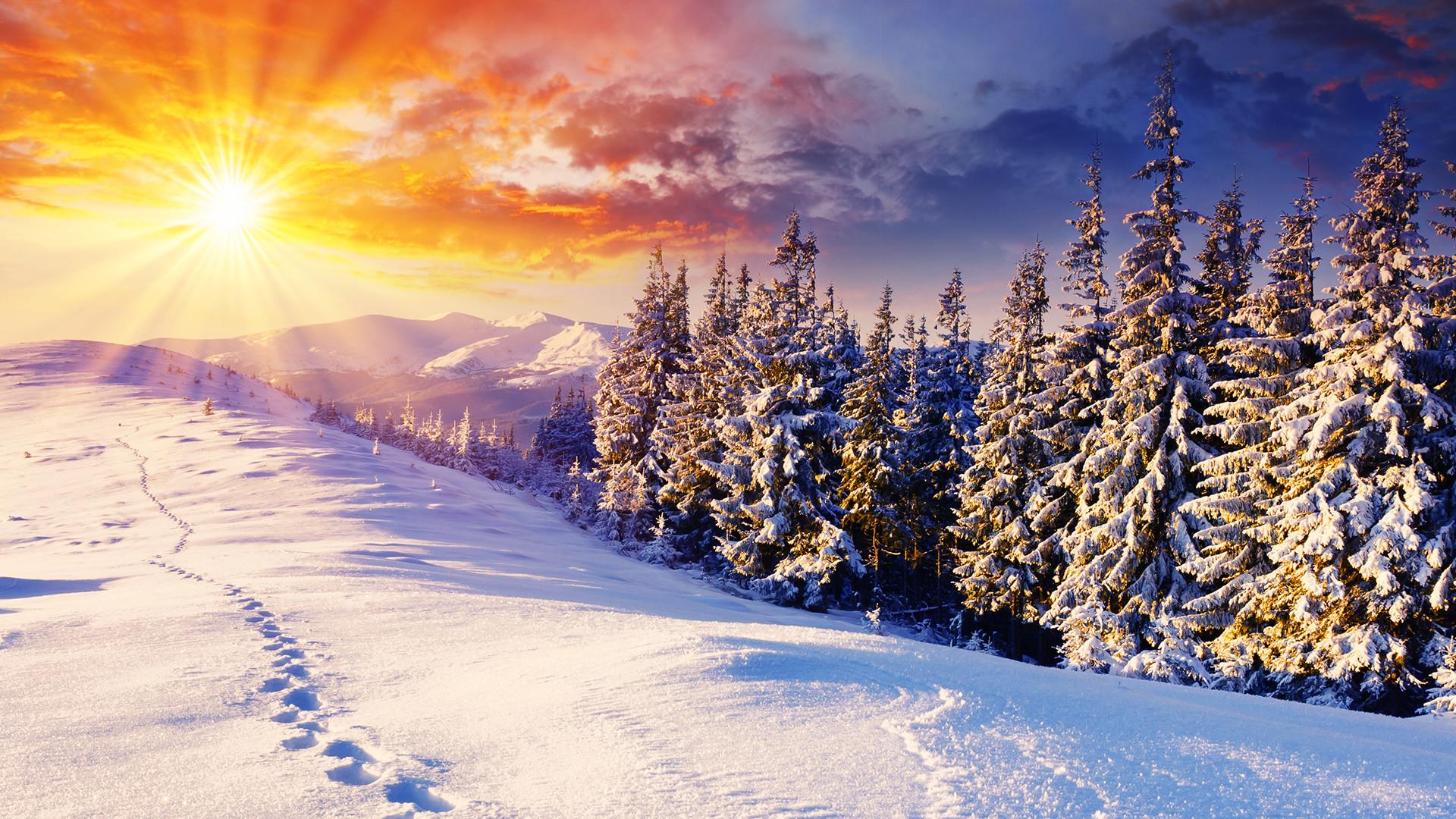 Latest Winter Wallpaper