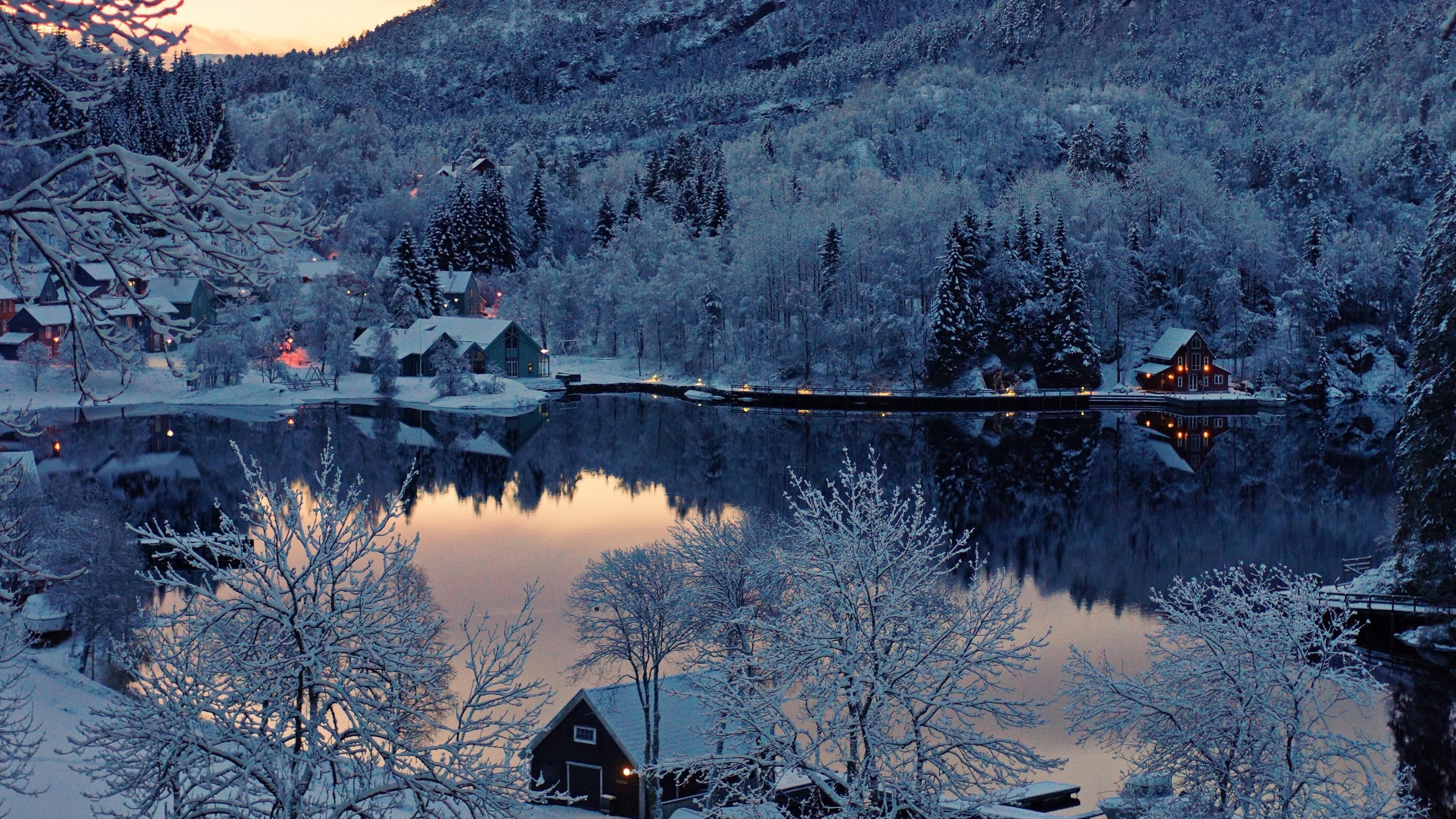 Beautiful Free Winter Wallpaper Desktop Backgrounds