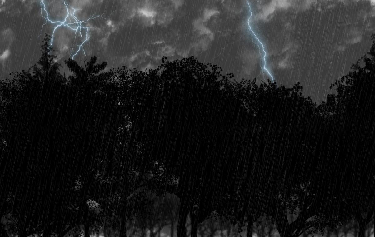 Rain storm Computer Wallpapers, Desktop Backgrounds     ID .