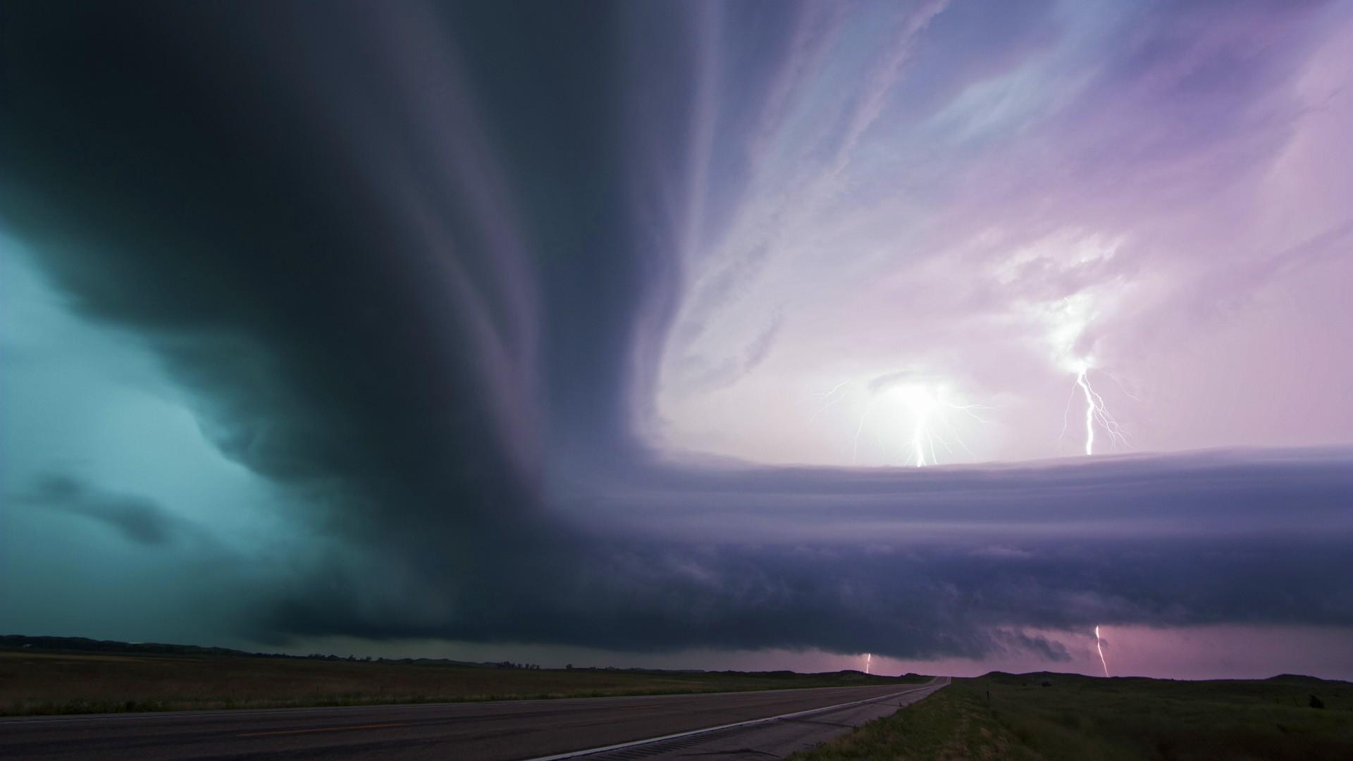 Storm Weather Desktop Wallpaper 13940