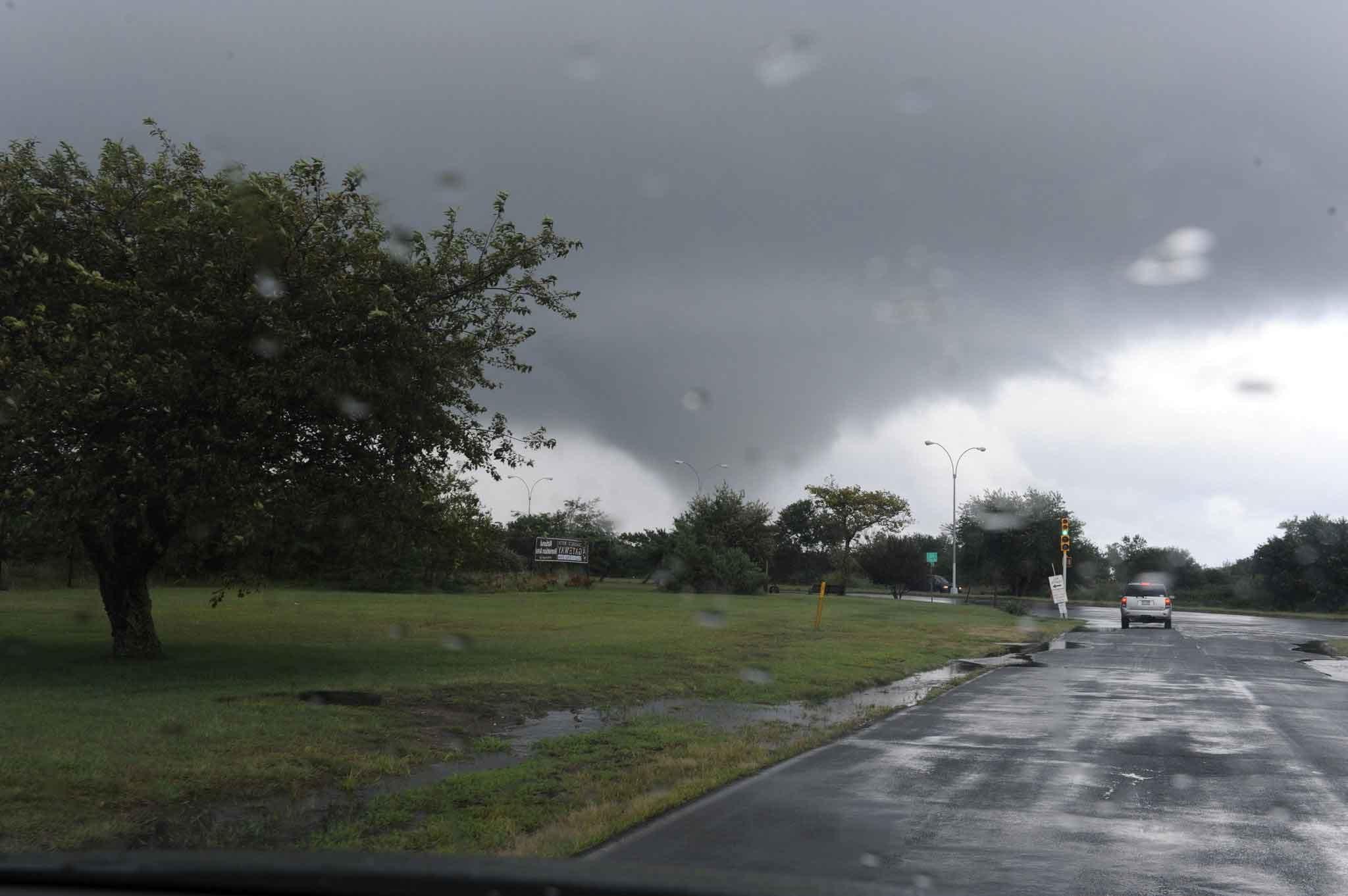 Sky Drops Tornado Storm Clouds Rain Good Nature Desktop Wallpapers