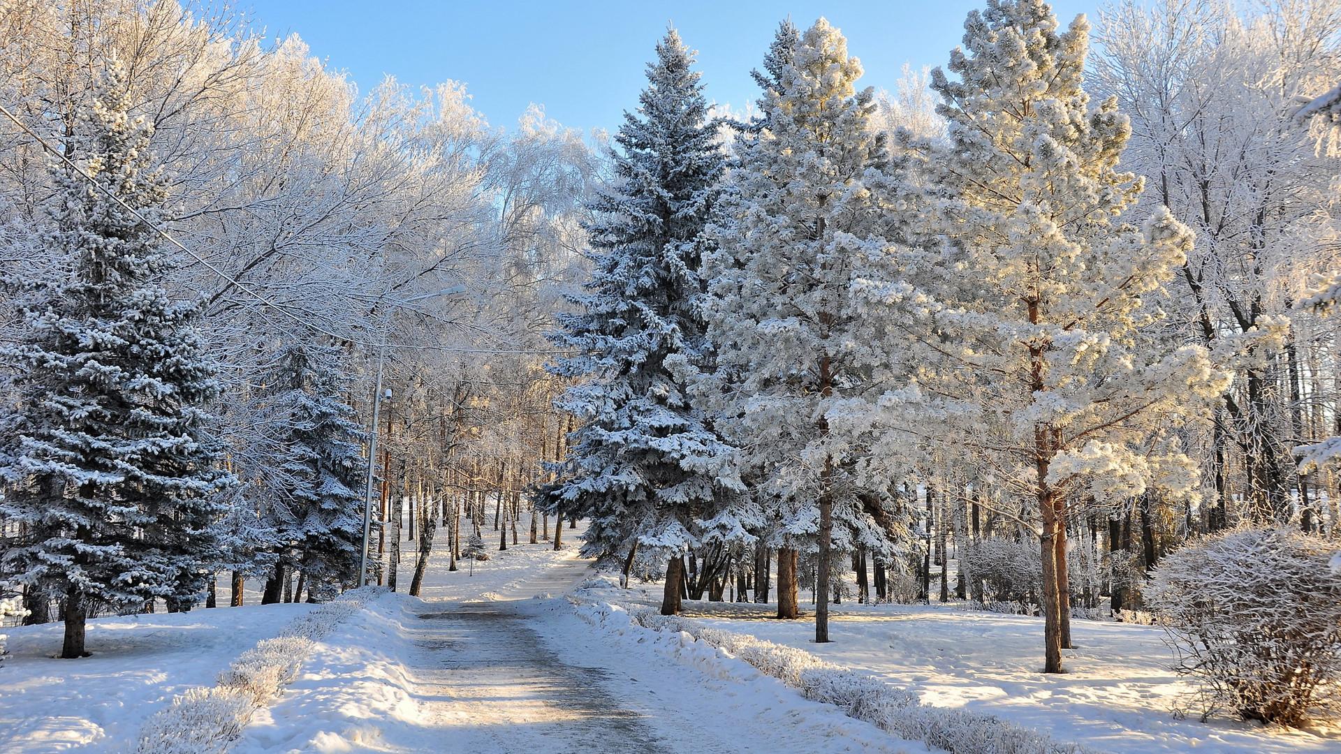 Russian winter hd wallpapers