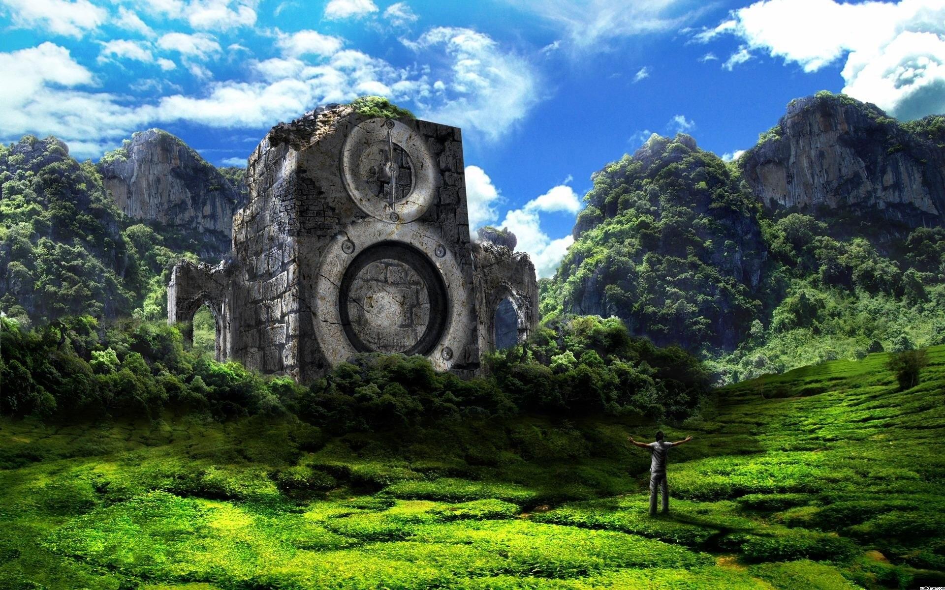 justpict.com Unique Landscape Desktop Wallpaper
