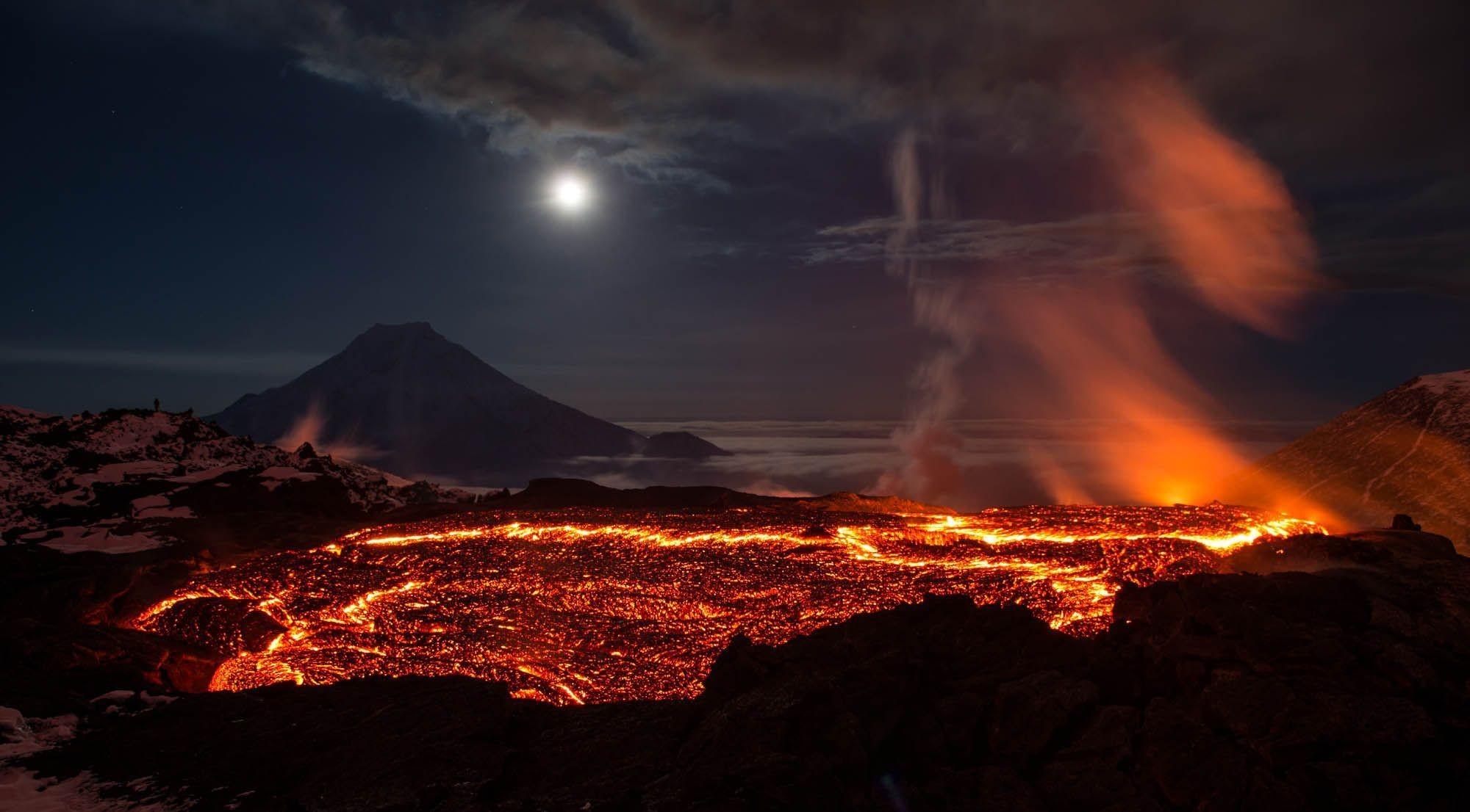 Volcano #108891