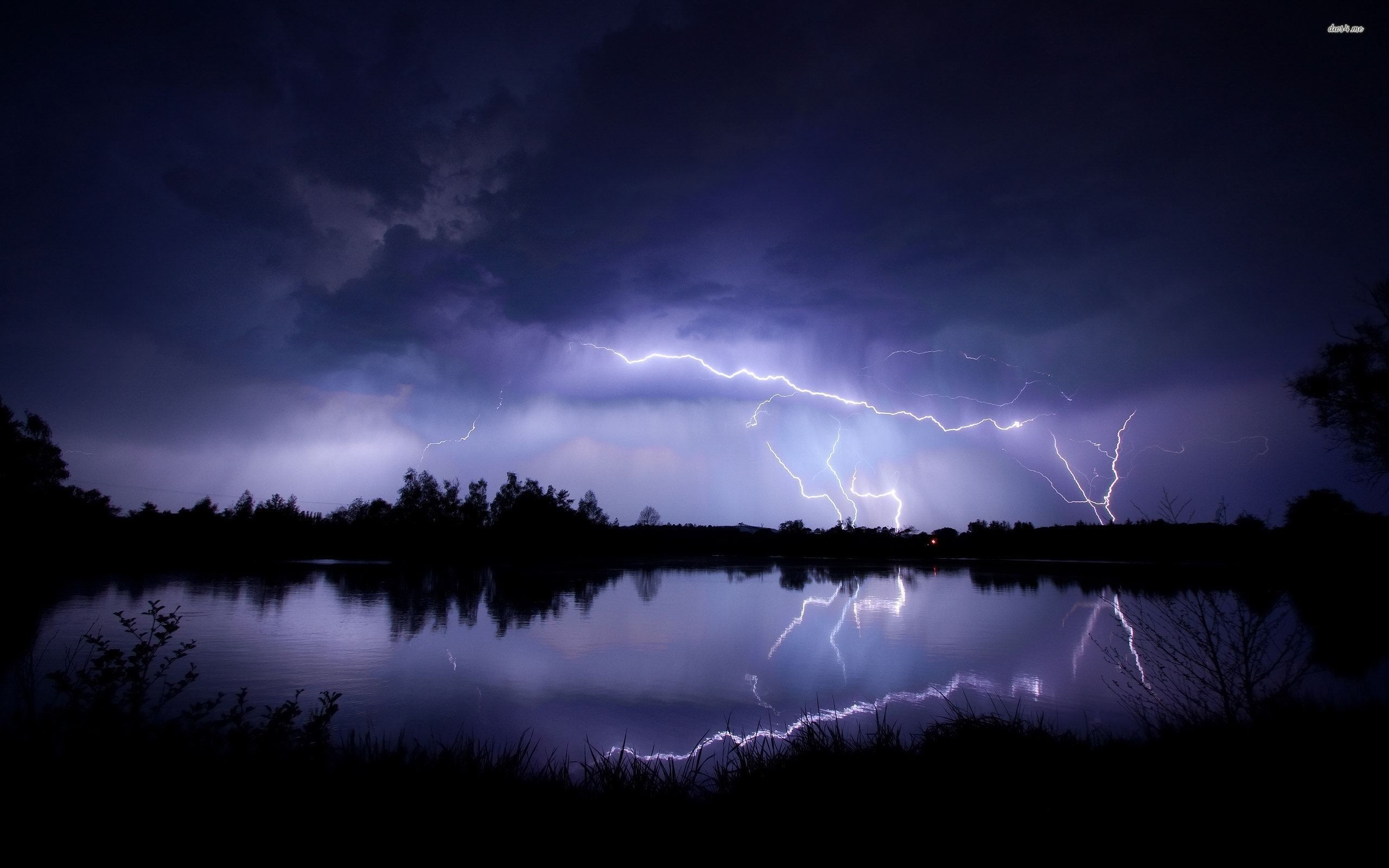 Lightning HD Wallpaper -12. Download