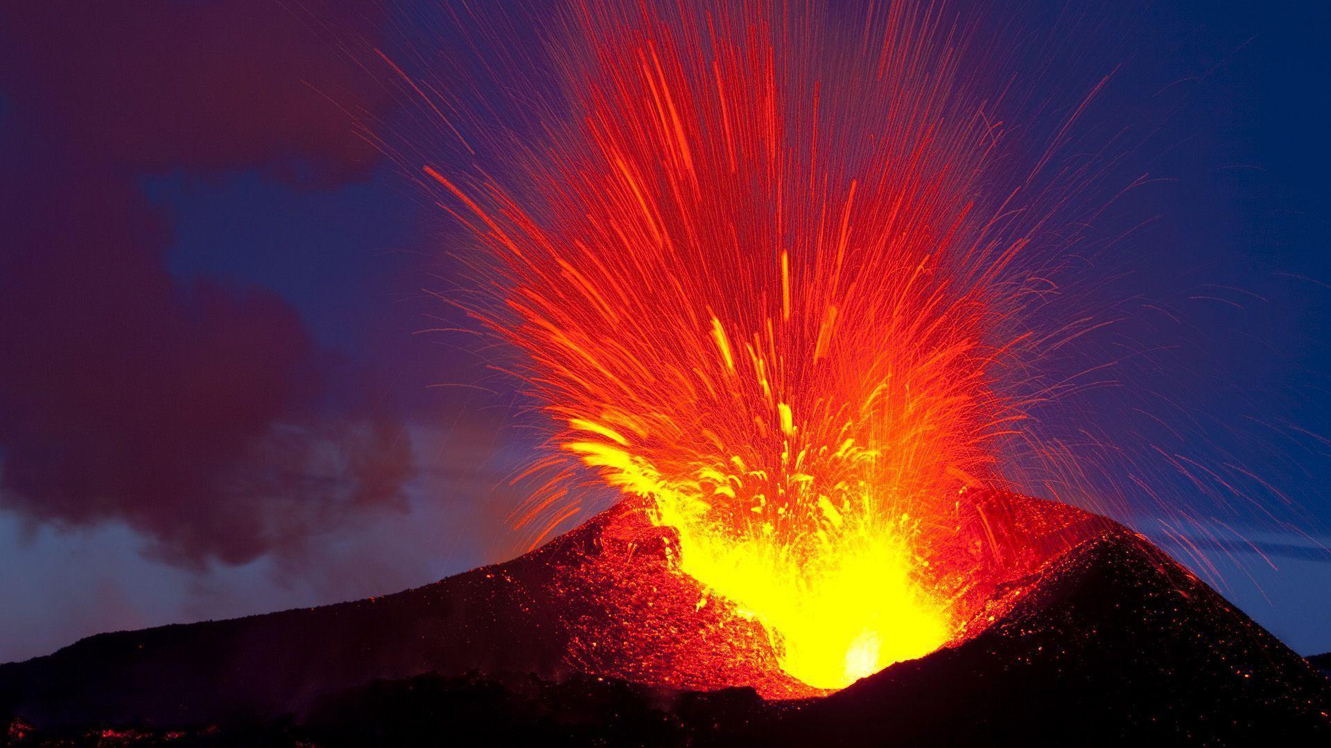 Volcanoes Wallpapers 82