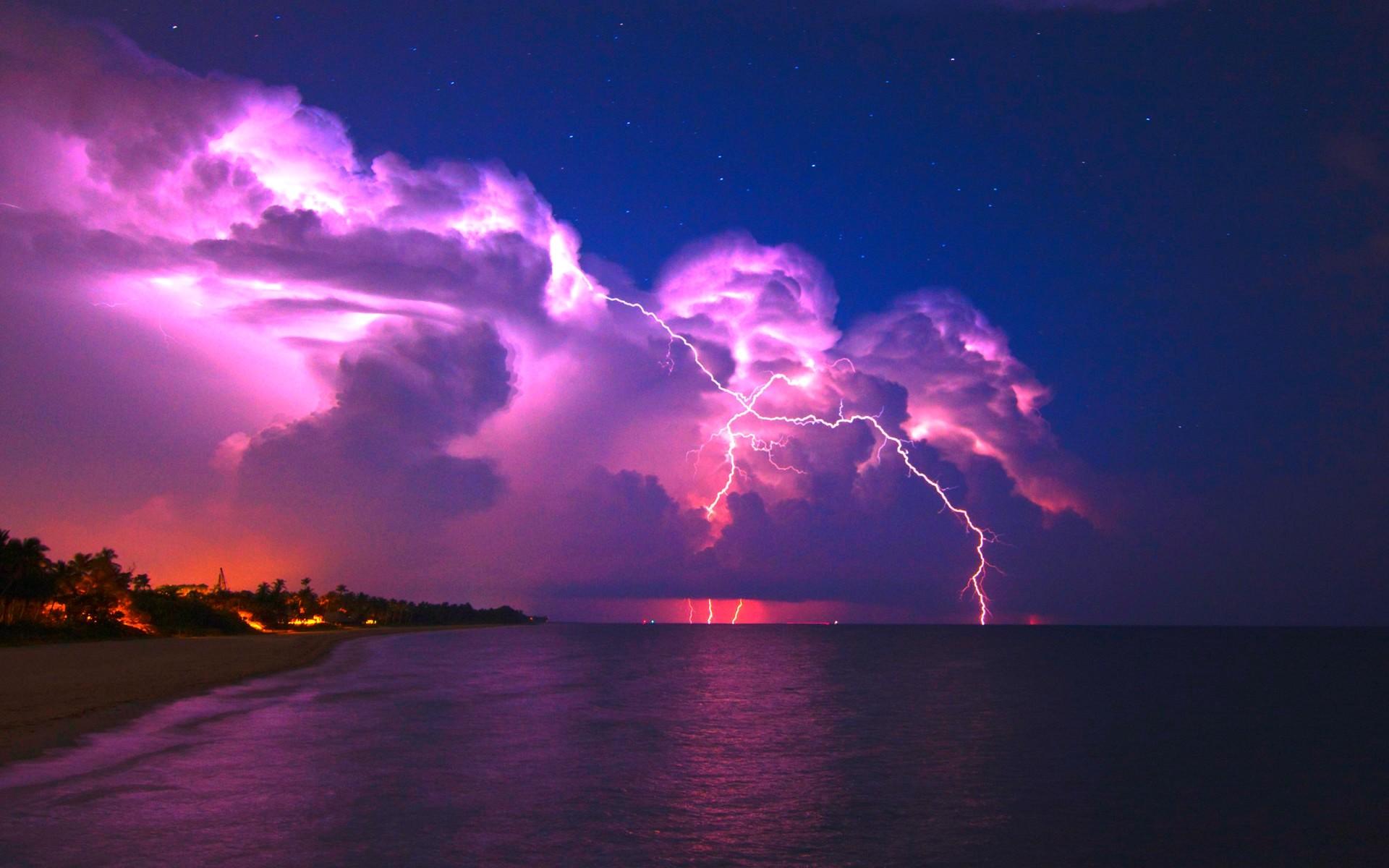 Lightning Wallpaper hd Widescreen