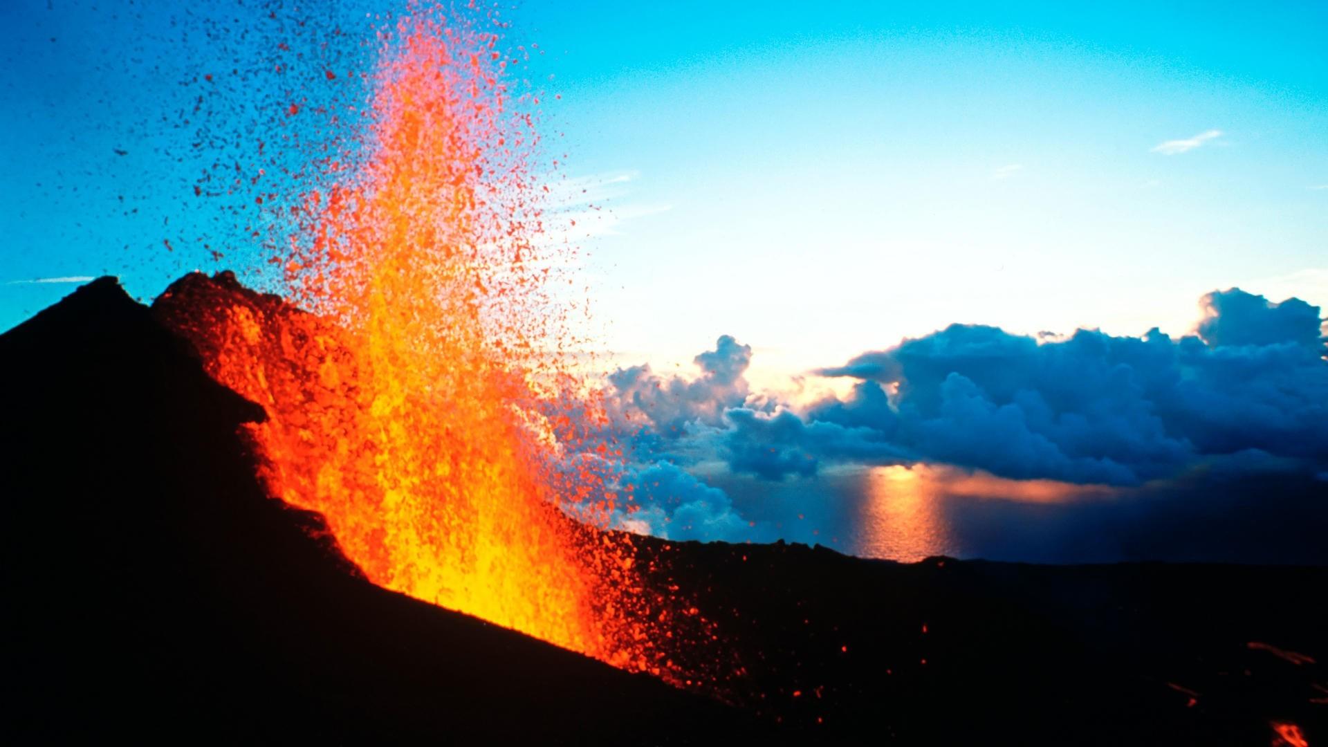 Full HD p Volcano Wallpapers HD, Desktop Backgrounds 1920×1080 Volcano  Wallpapers HD (