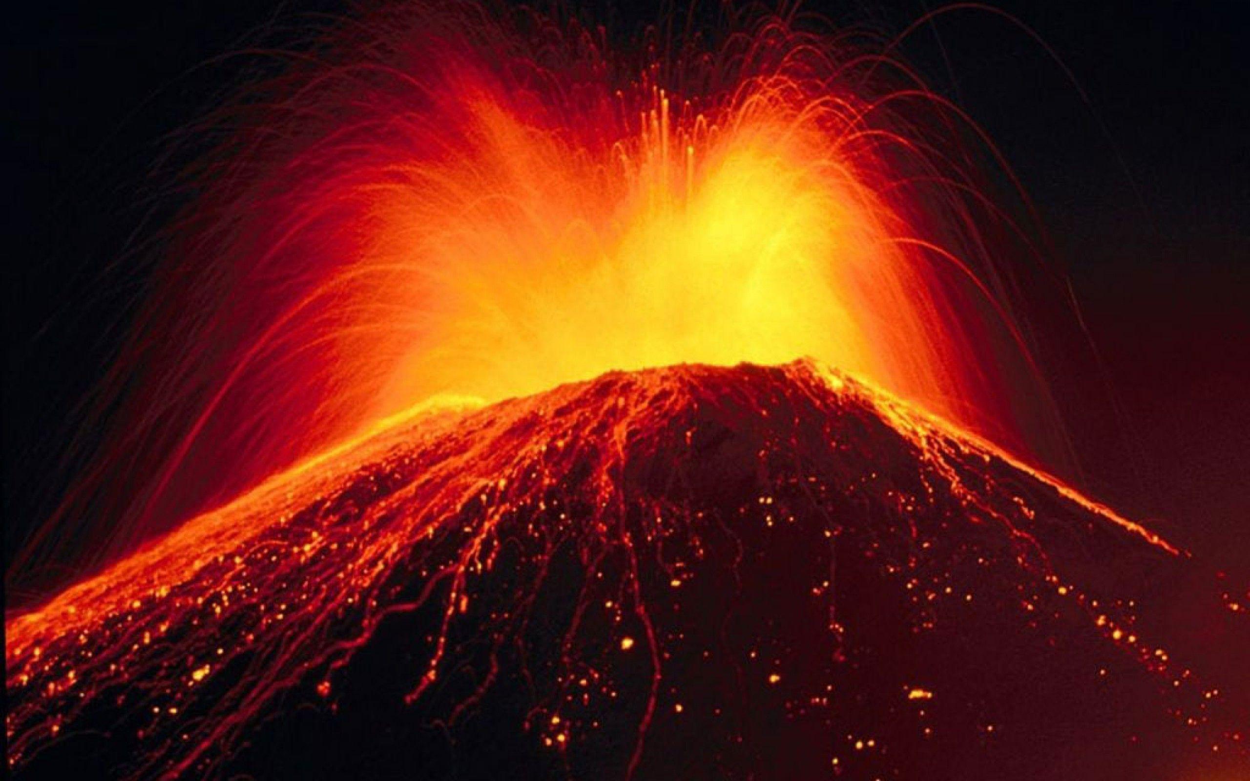 Volcano Wallpaper – WallpaperSafari