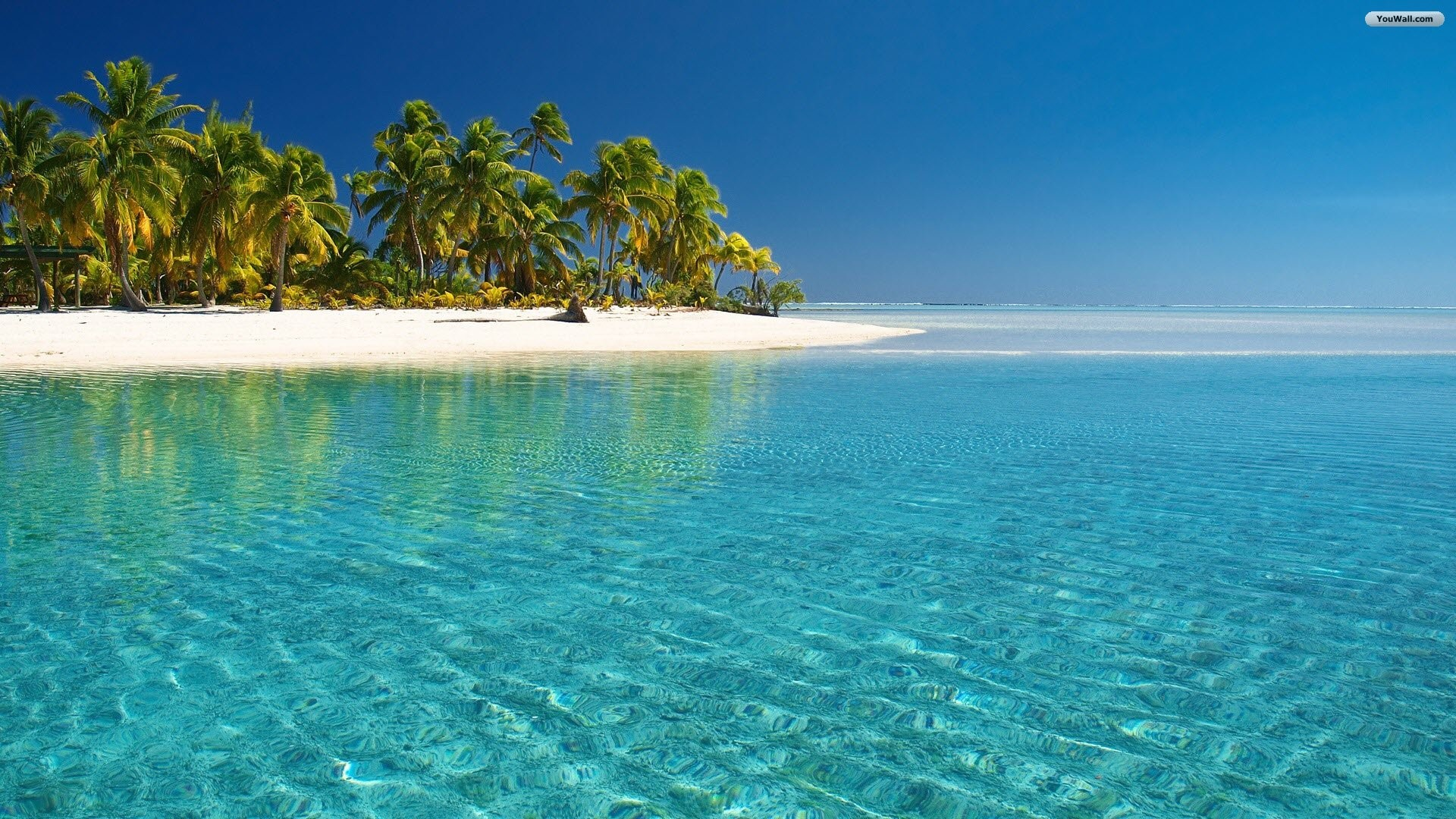 Tropical Beach Desktop Backgrounds HD Wallpapers Desktop .