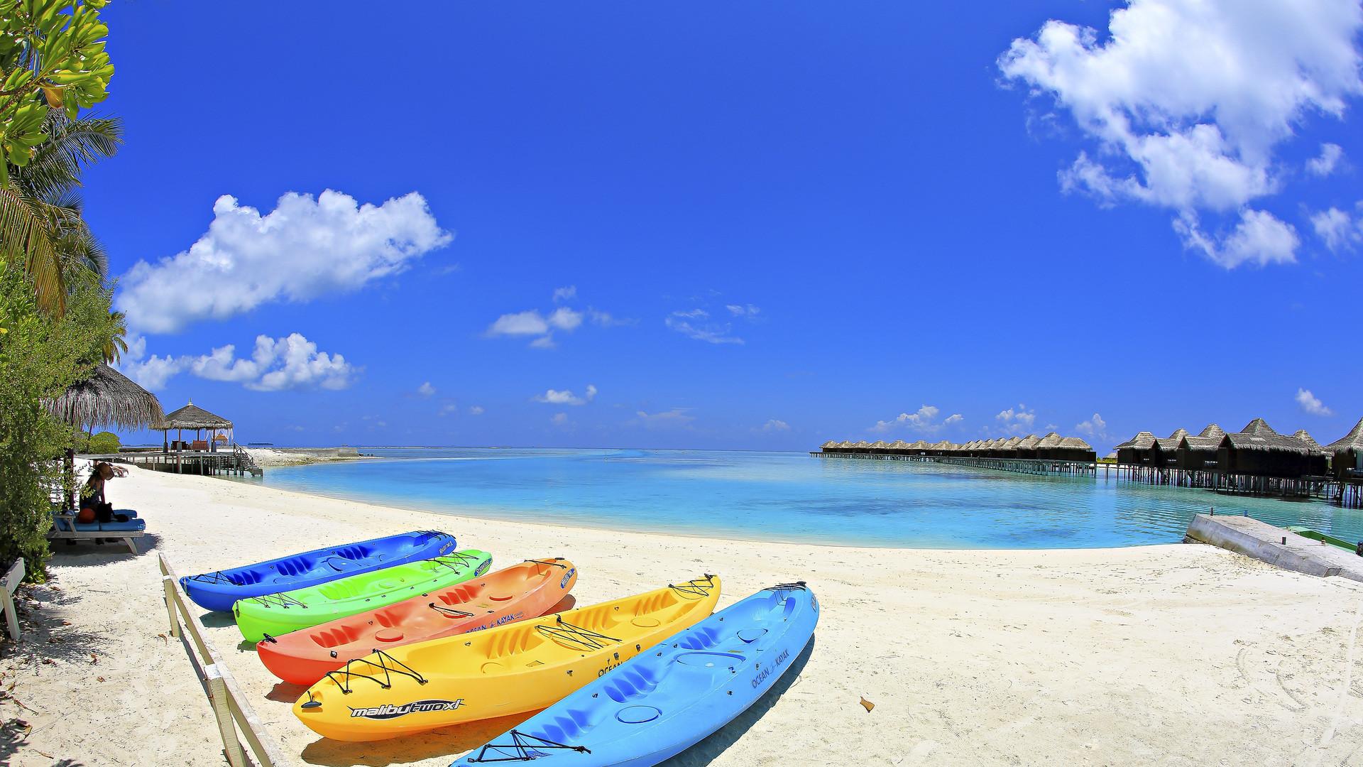 Tropical Beach Desktop Wallpapers (42 Wallpapers)