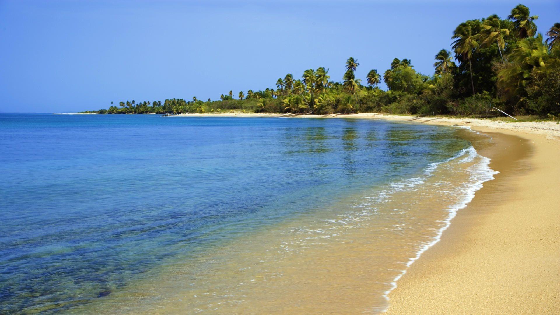 Tropical Beach Desktop Wallpapers Group 83