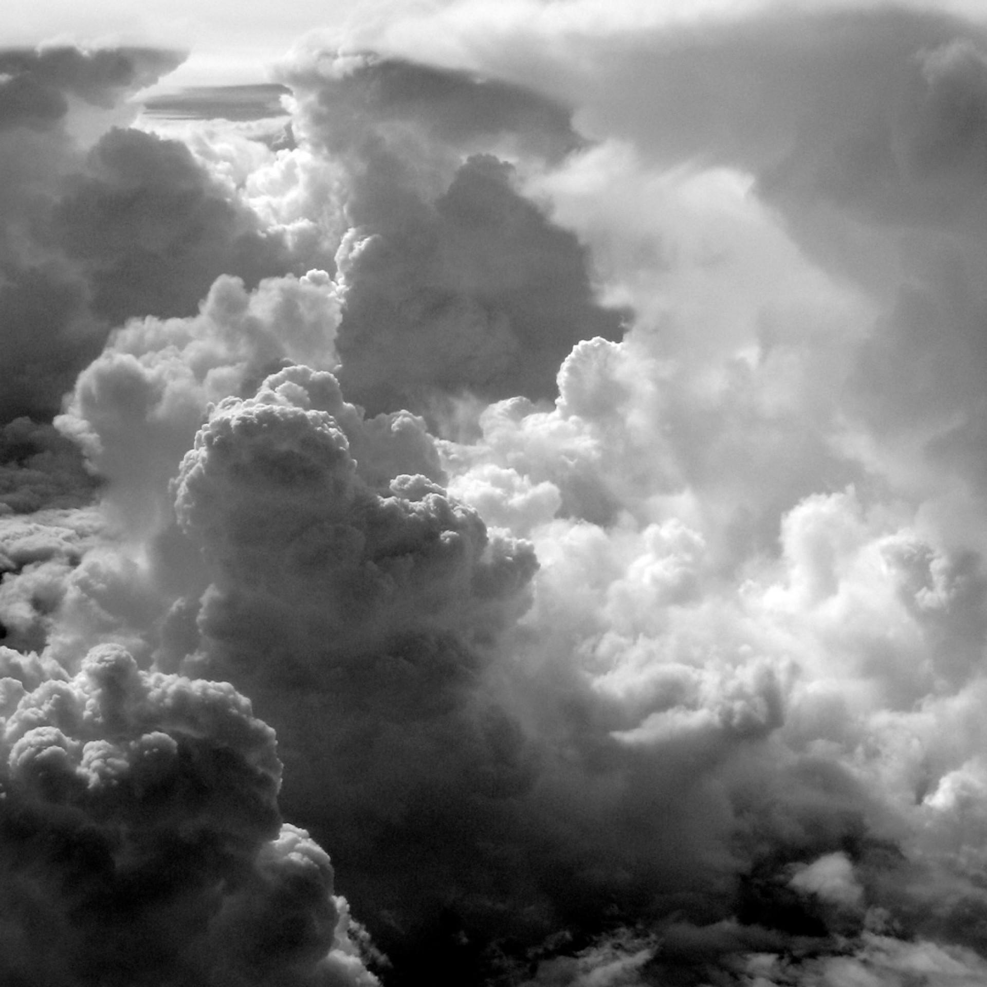 43 Gray Cloudy Sky