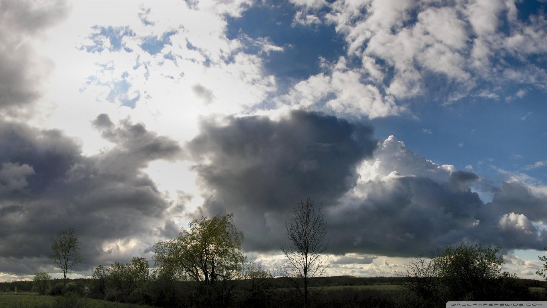 Cloudy Sky Wallpaper Cloudy, Sky
