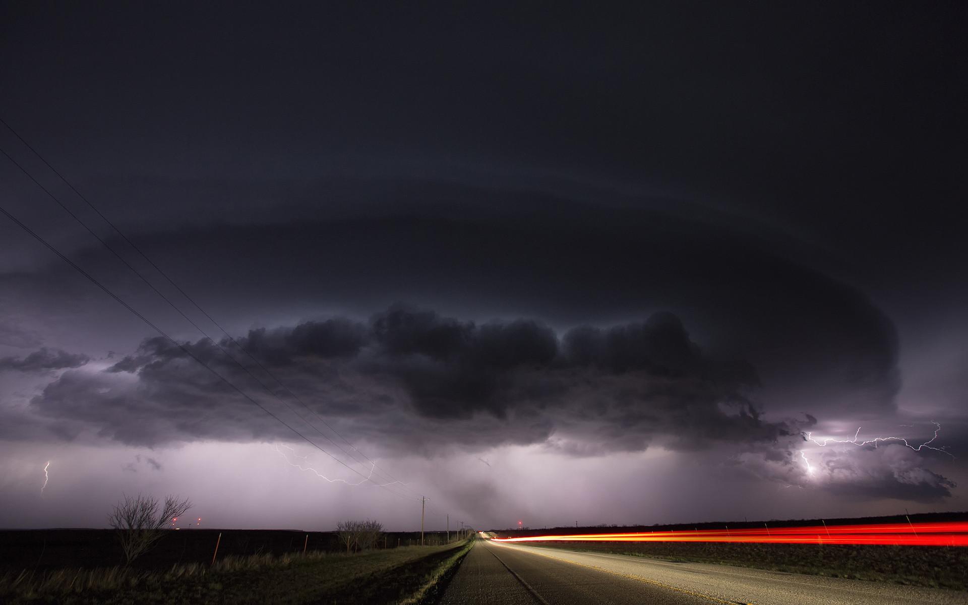 Storm Lightning Clouds Timelapse Road sky rain wallpaper      75223   WallpaperUP