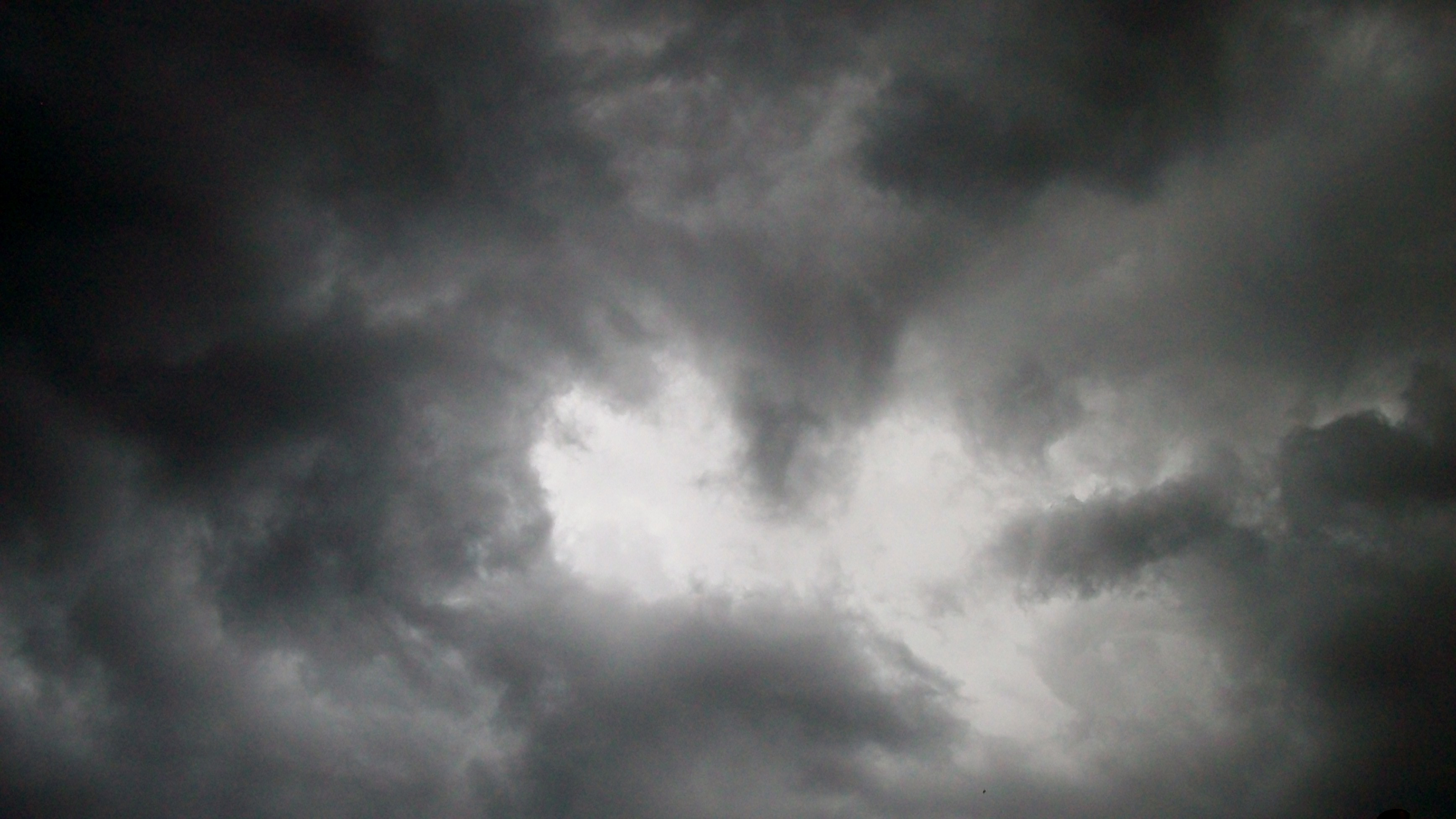 sky, Clouds, Abstract, Gray