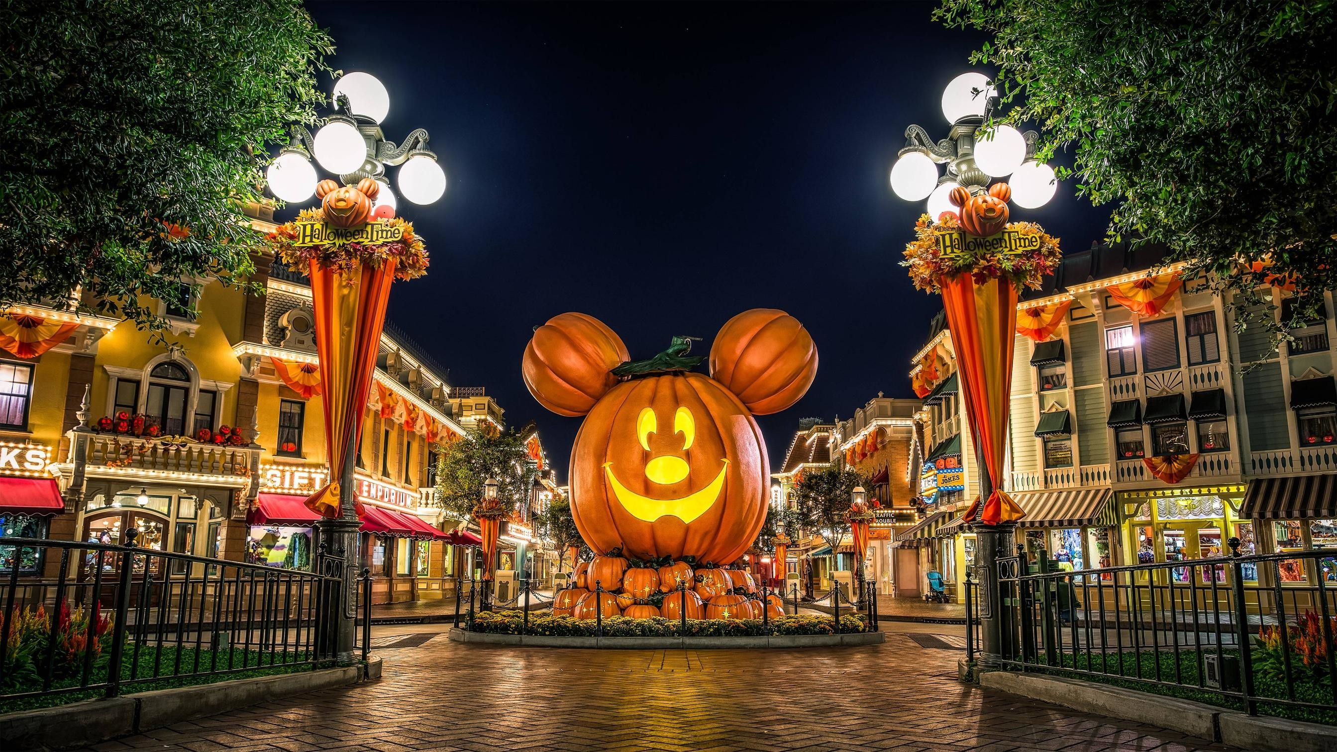 Disney Happy Halloween Wallpapers – Festival Collections