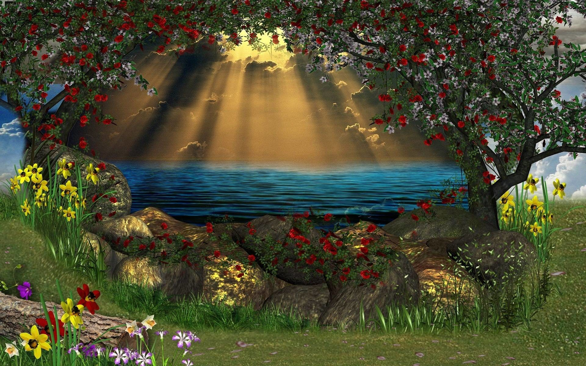 3d Nature Wallpapers – Full HD wallpaper search