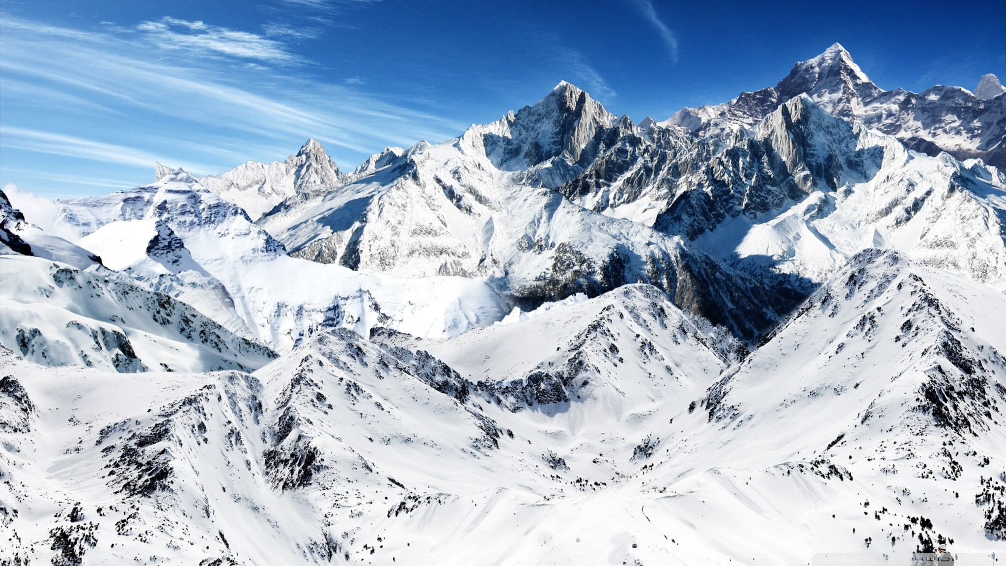 Snow Mountain Wallpapers High Quality Resolution As Wallpaper HD