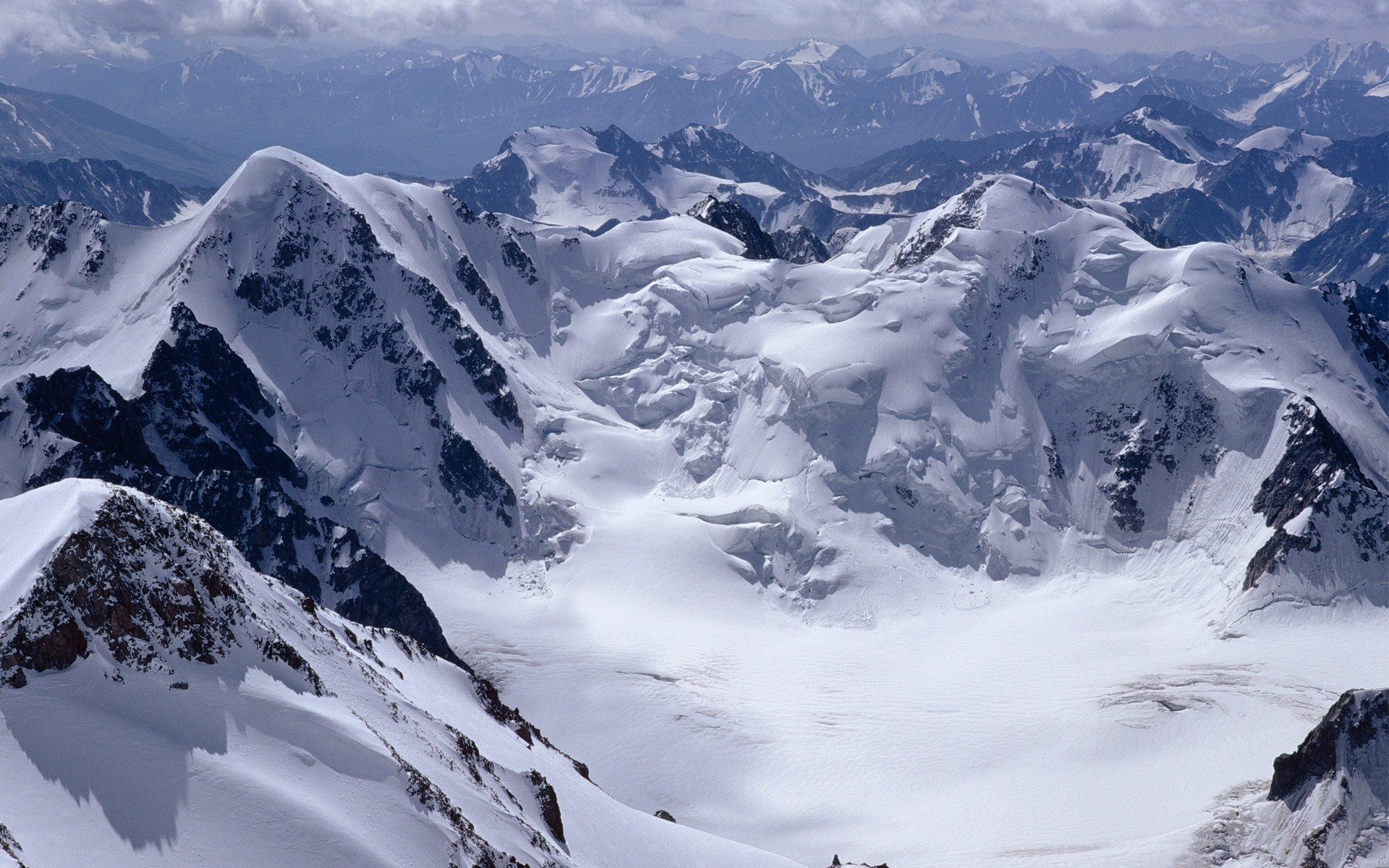 Snow Mountain Wallpapers High Definition
