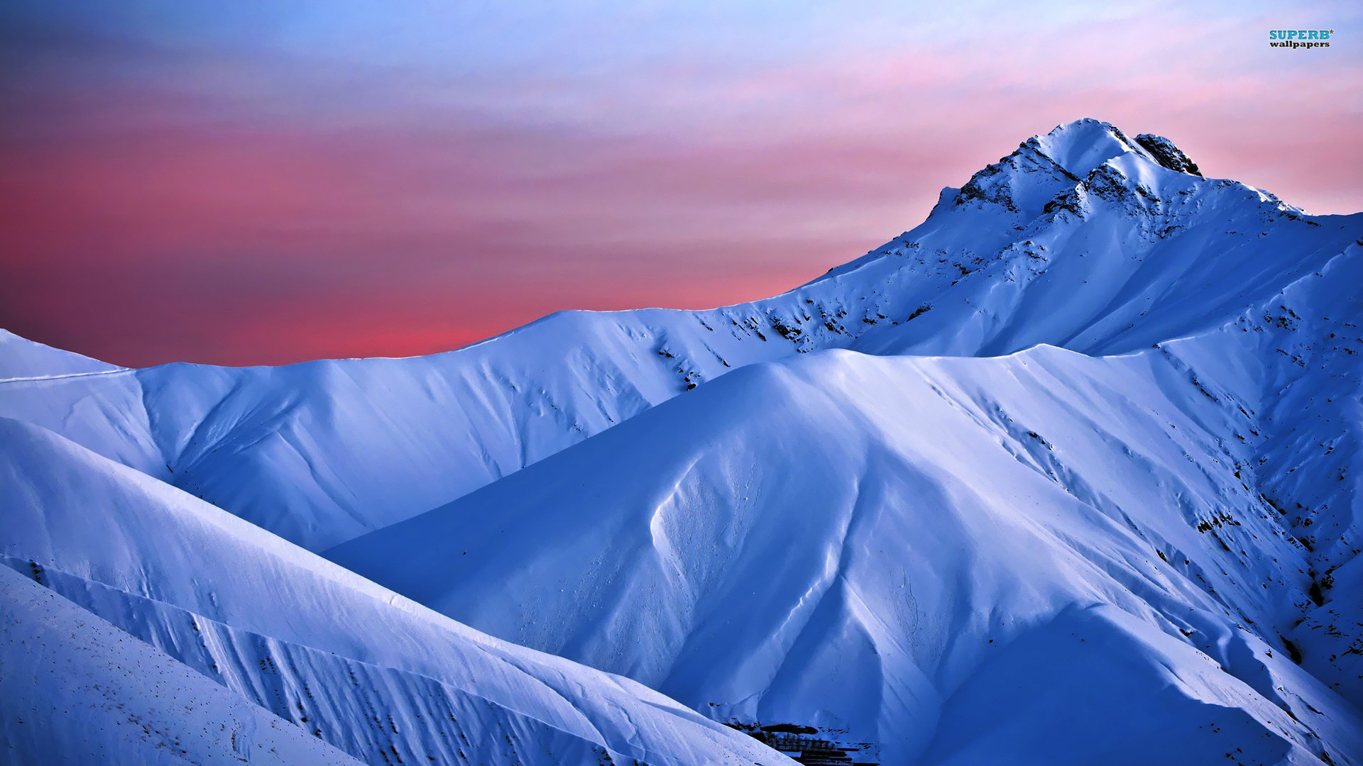Snow Mountain Wallpapers Full Hd