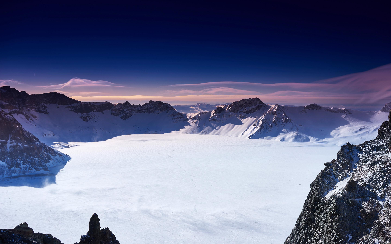 China Snow Mountains