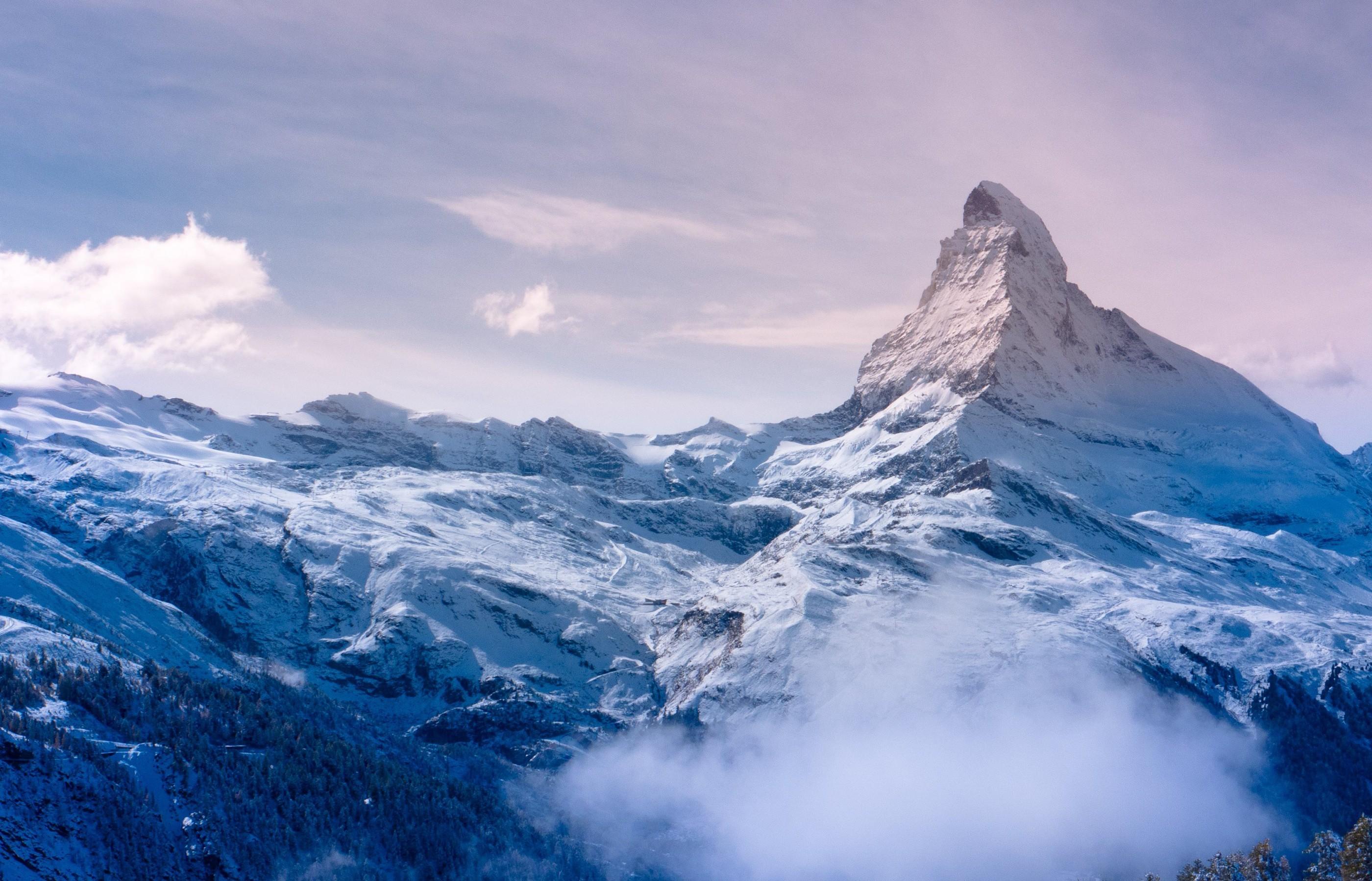 Snowy-Mountain-Nature-HD-Wallpaper-Wide.jpg (2800×1800) | winter |  Pinterest | Winter