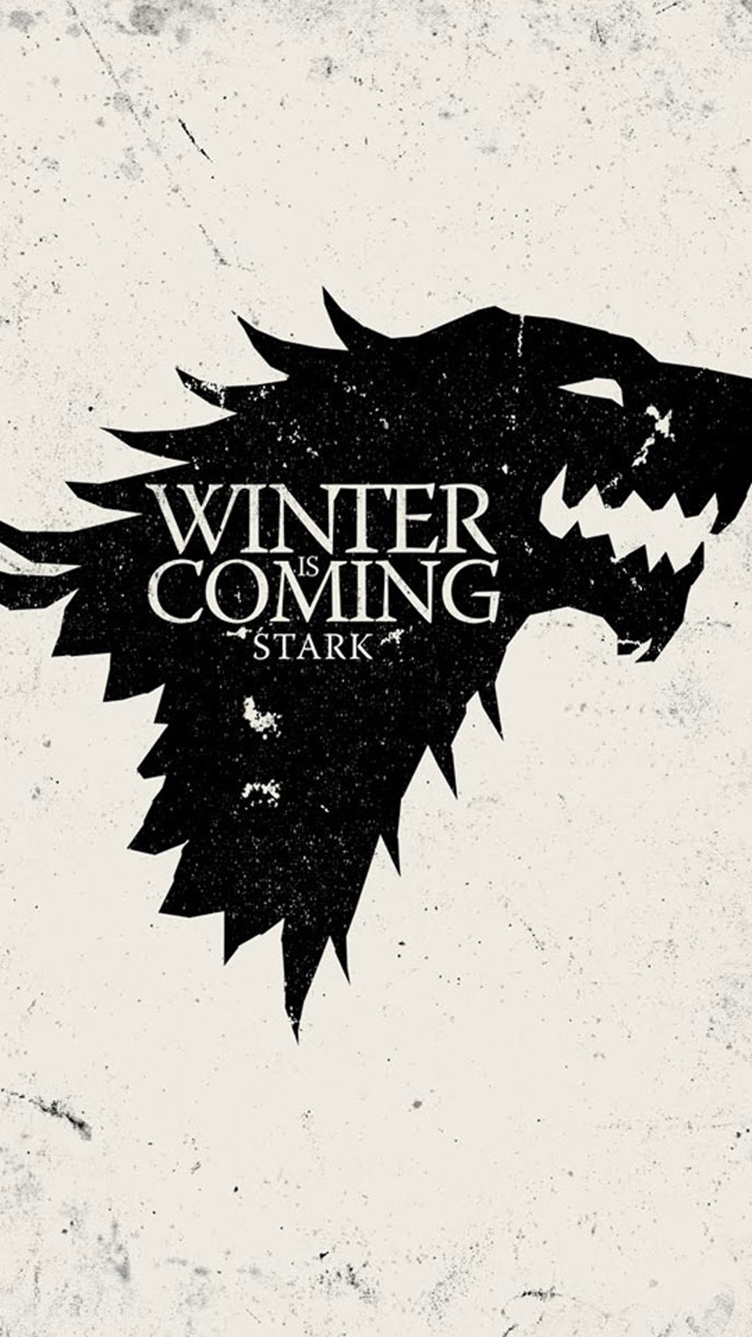 Winter is Coming HD Wallpaper iPhone 6 plus
