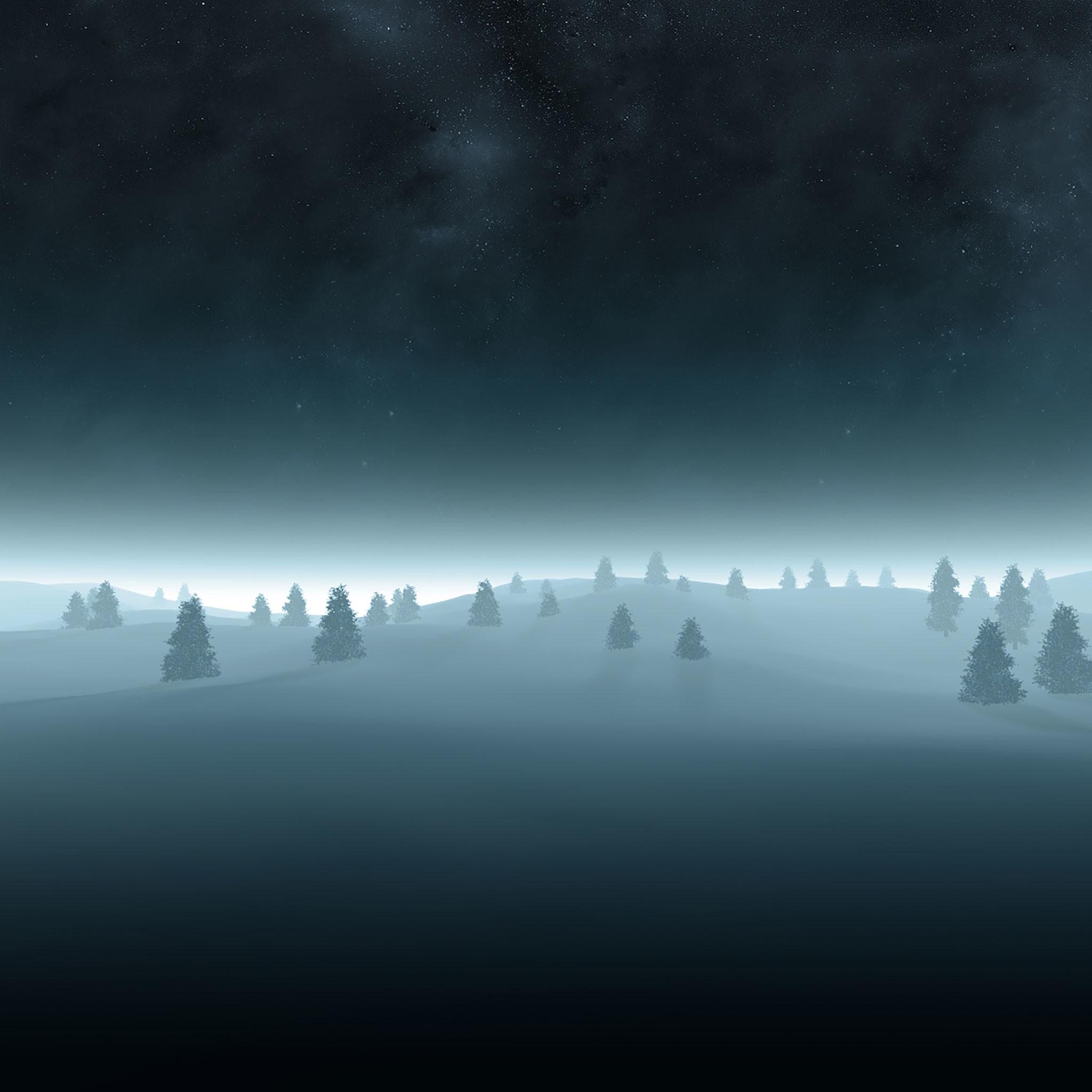 Winter iPad Wallpaper 2
