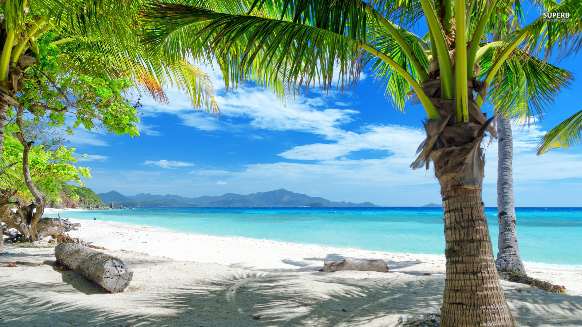 tropical beach hd wallpapers   Desktop Backgrounds for Free HD .