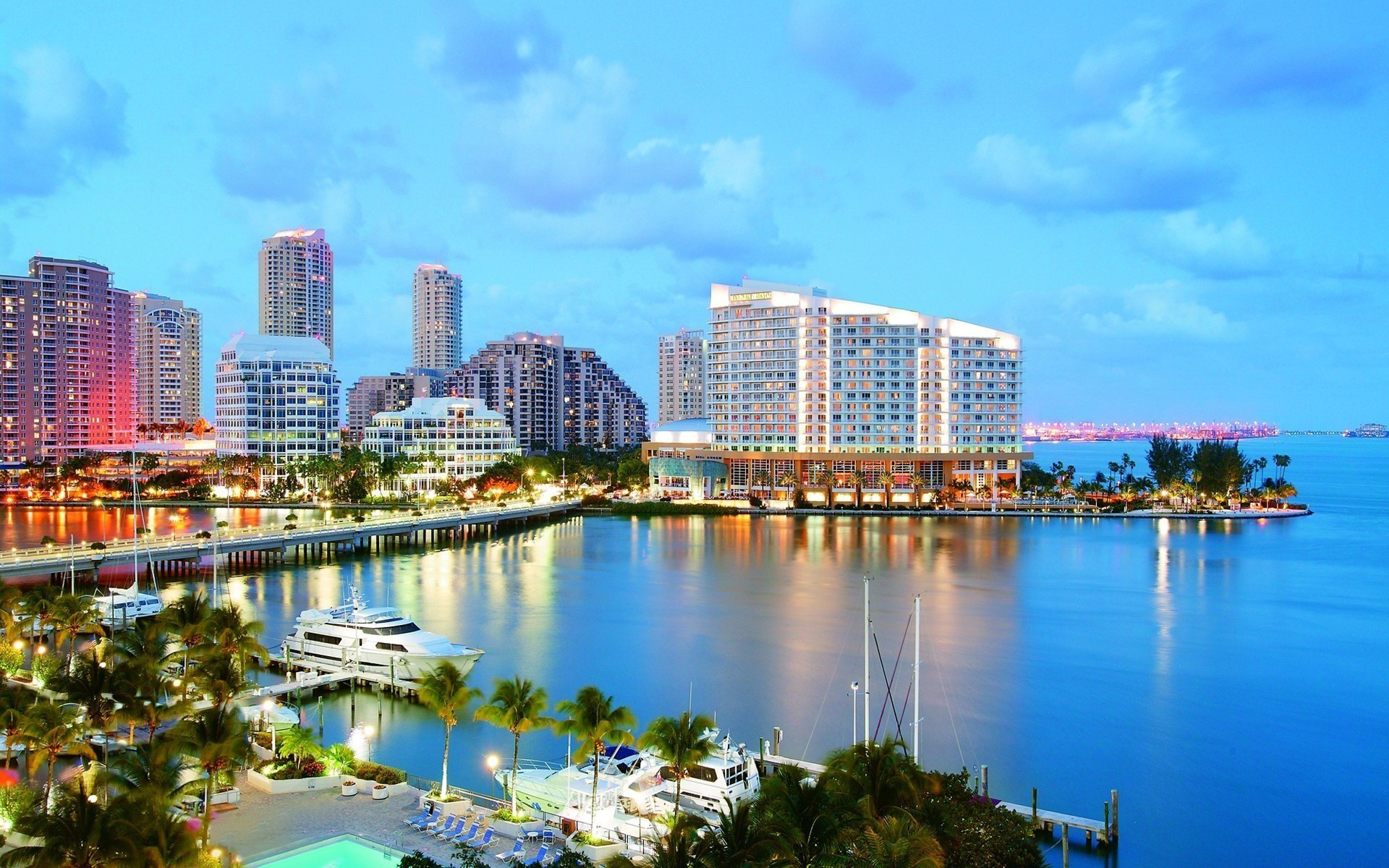 Miami Beach Wallpapers and Screensavers