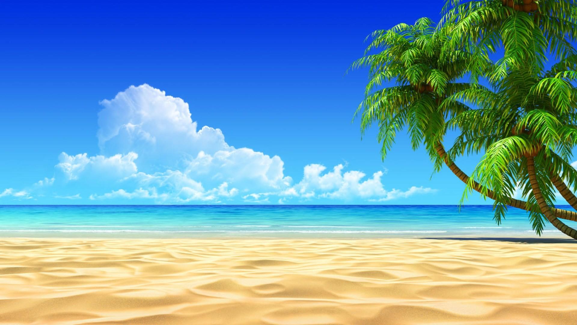 Free Beach Screensavers
