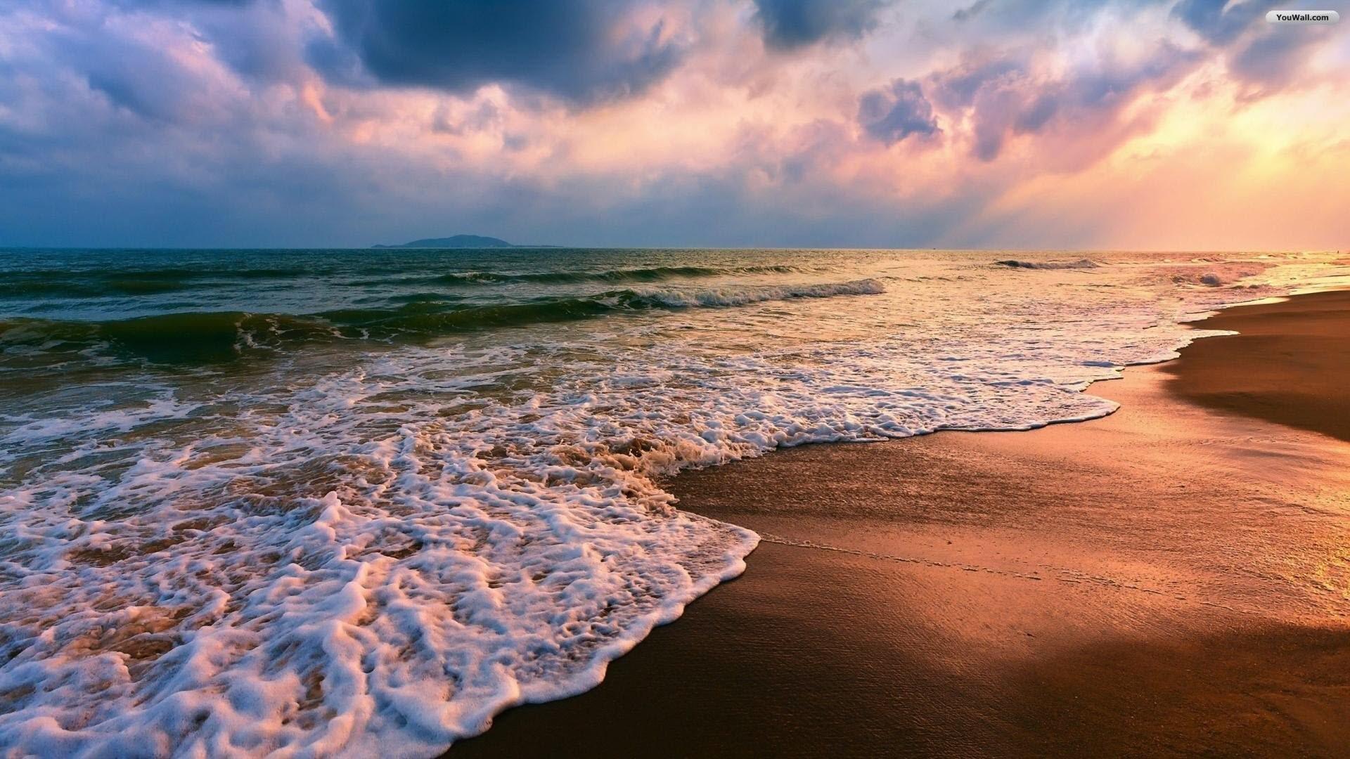 Beach Sunset Wallpapers Wallpaper 1920×1080 Beach Sunset Wallpapers (51  Wallpapers)   Adorable