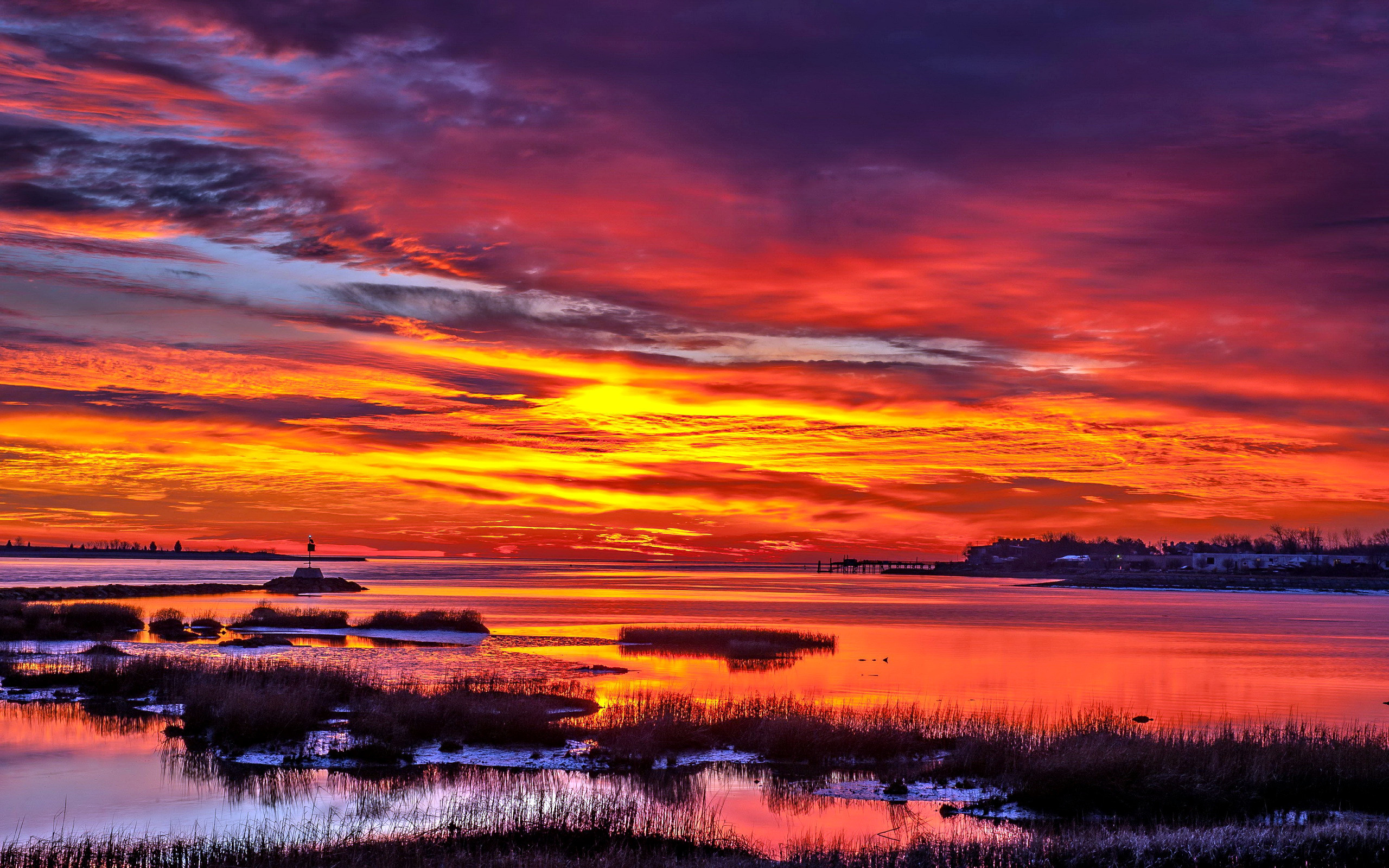 Beautiful Sunset Wallpaper | Hd Wallpapers