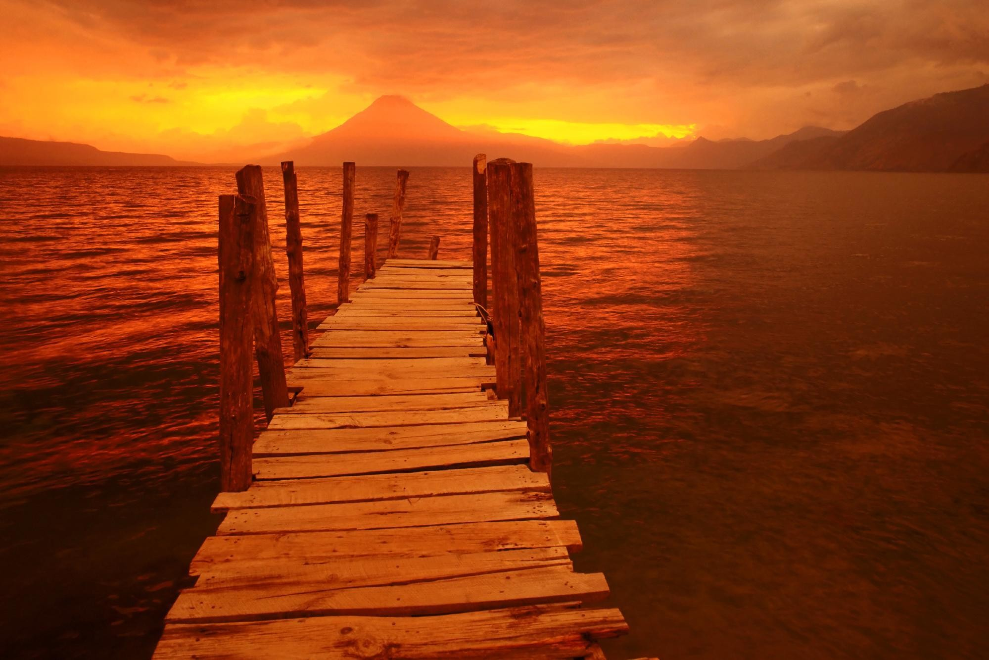 Pretty Sunset Backgrounds Imageswall