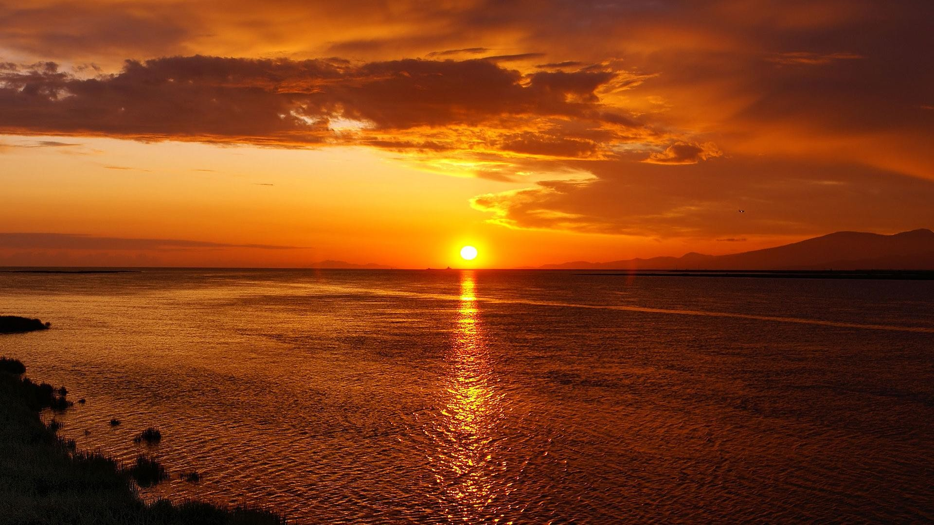 … Beautiful Sunset Wallpapers HD 0 HTML code. Download 1080P High  Definition Backgrounds
