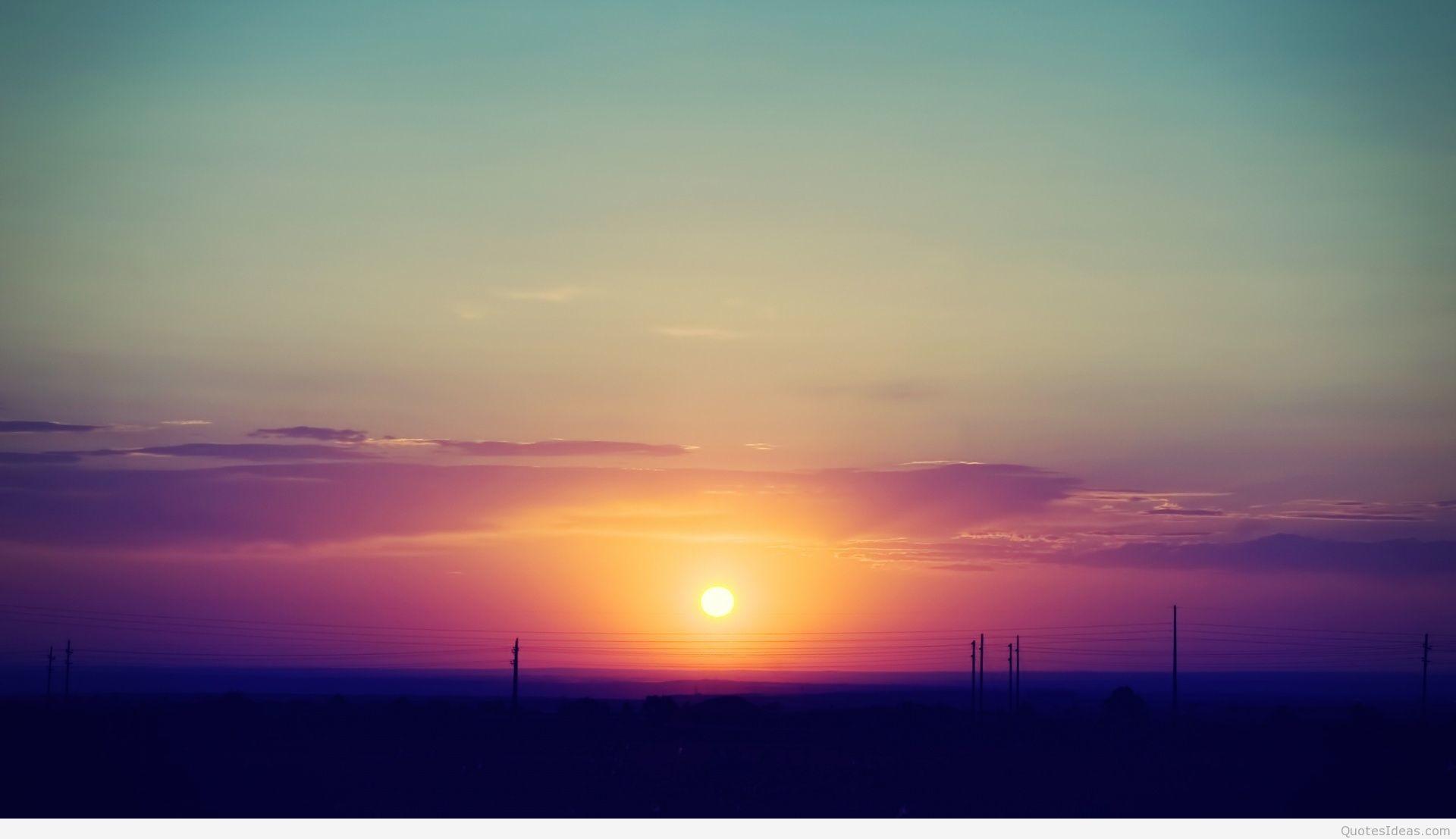 … hd-wallpaper-summer-sunset …