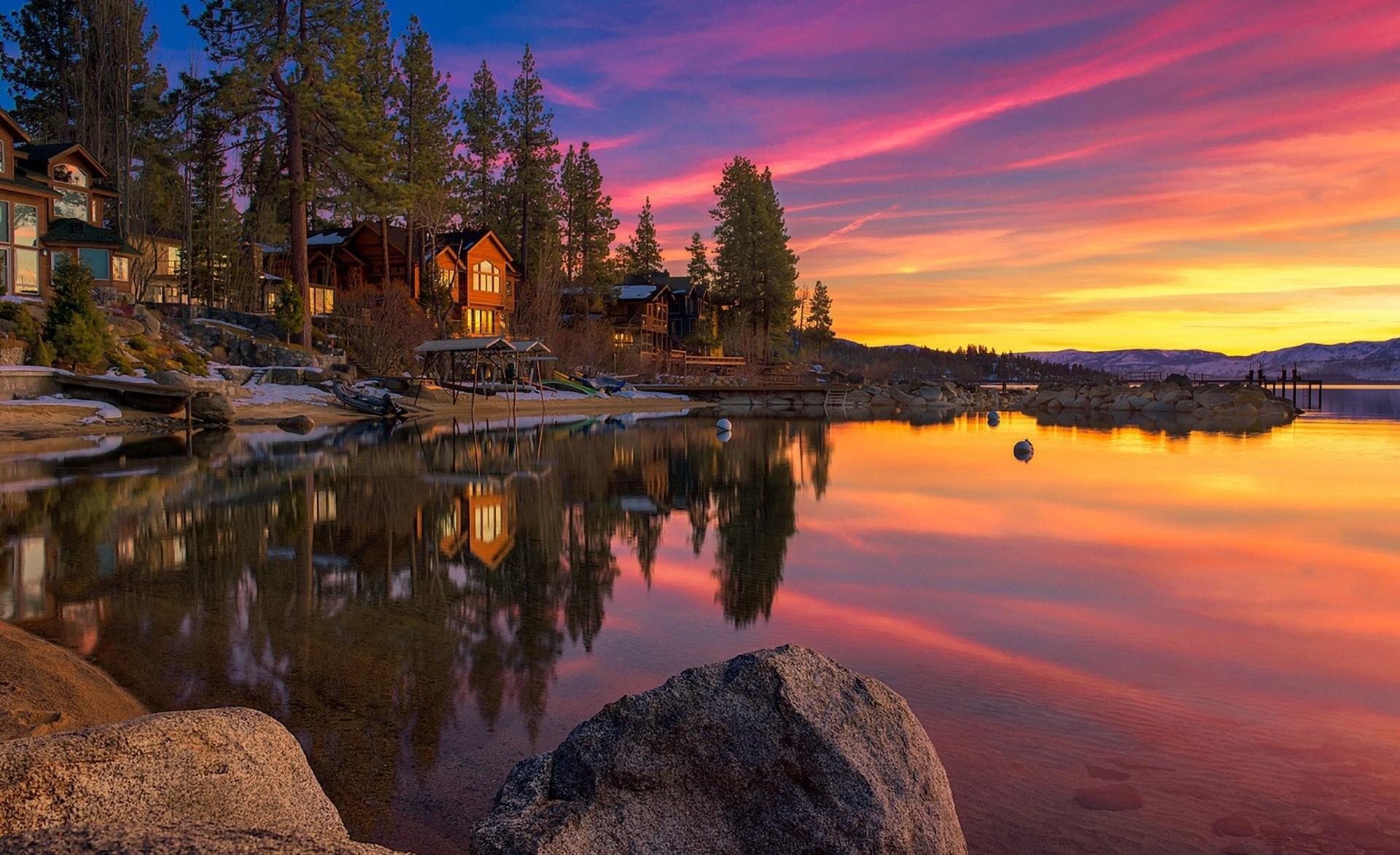 Lake Tahoe Summer Cabins