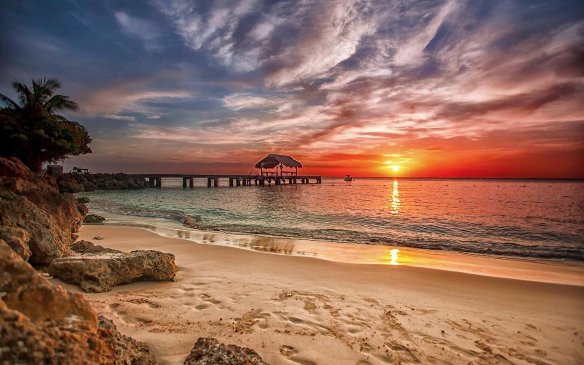 summer sunset high resolution wallpaper download summer sunset images free