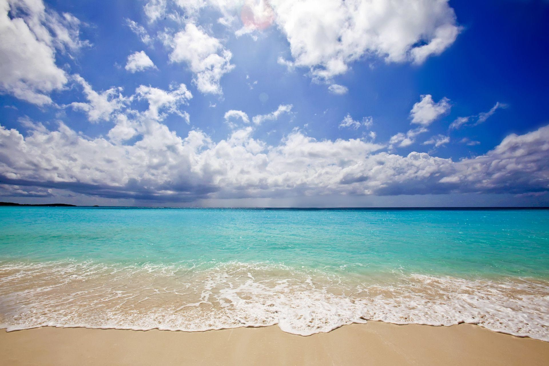 caribbean beach wallpaper HD by venomxbaby on DeviantArt