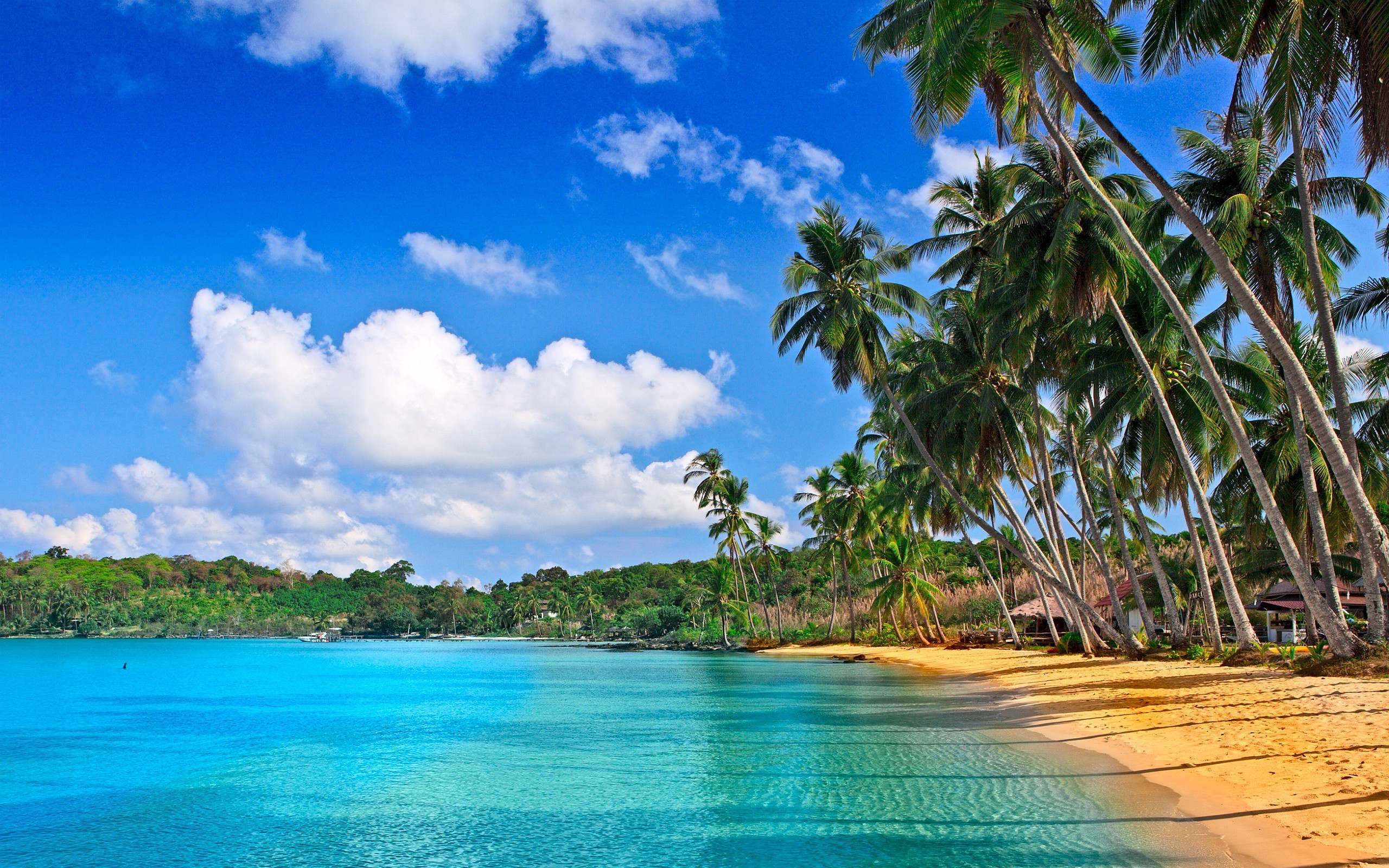tropical beach wallpapers hd